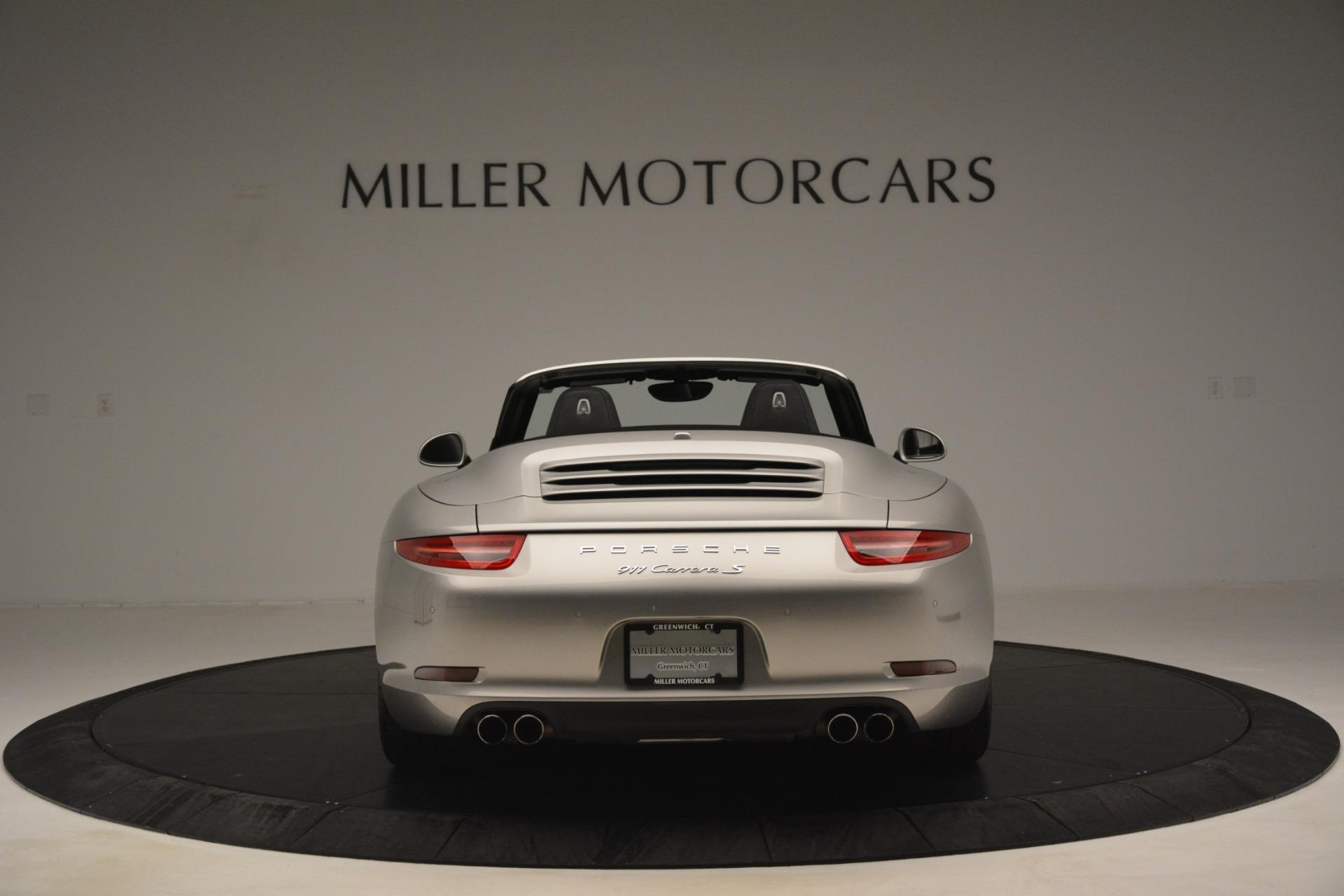 Used 2013 Porsche 911 Carrera S For Sale In Westport, CT 3107_p6