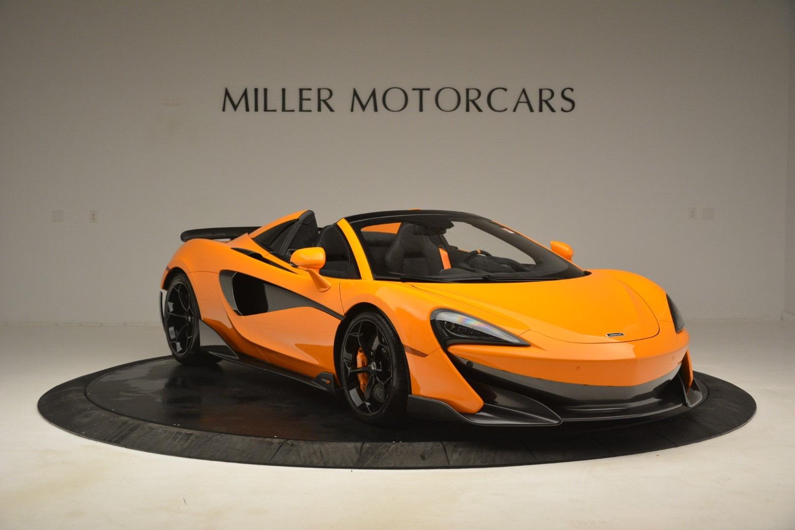 New 2020 McLaren 600LT Spider Convertible For Sale In Westport, CT 3109_p11