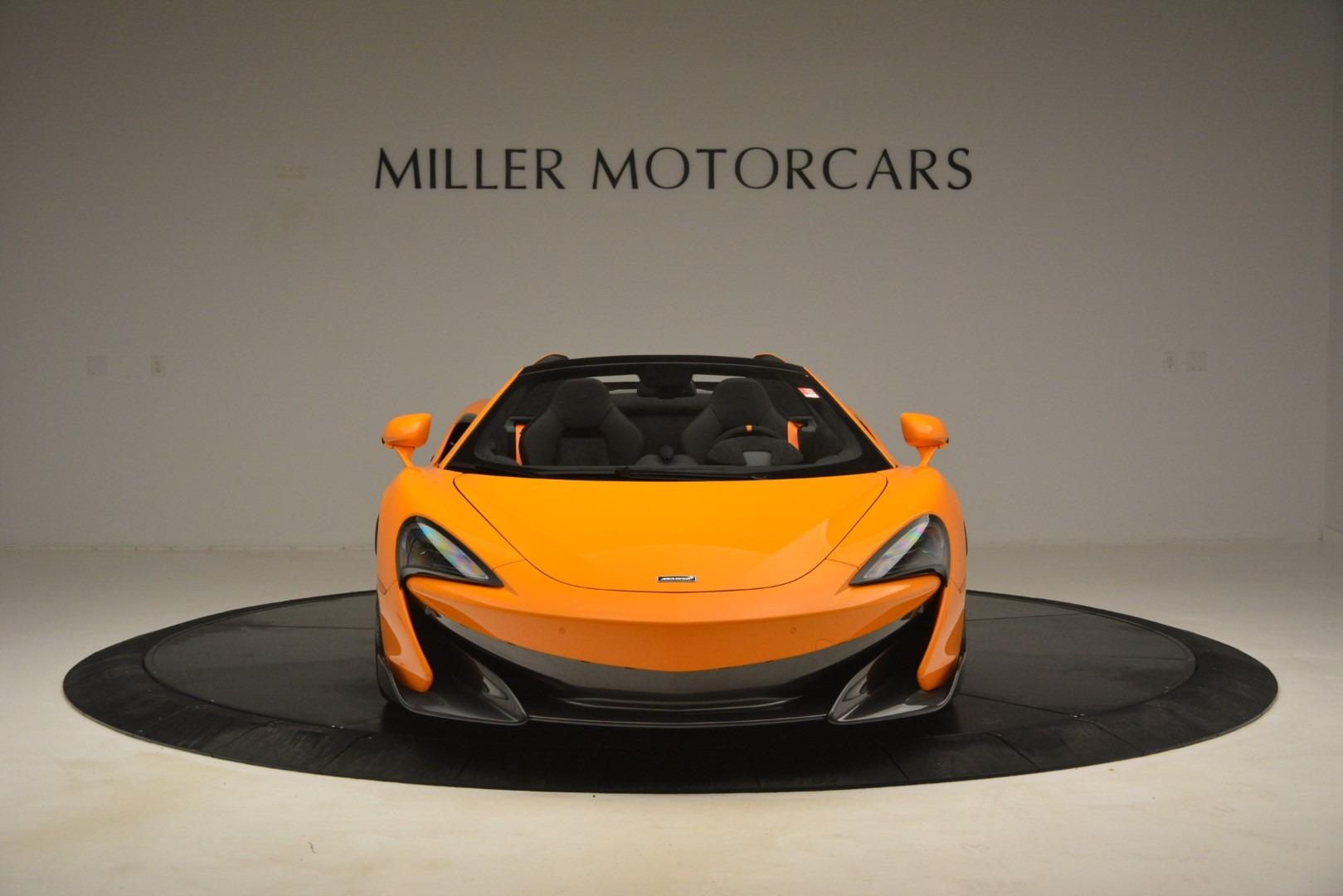 New 2020 McLaren 600LT Spider Convertible For Sale In Westport, CT 3109_p12