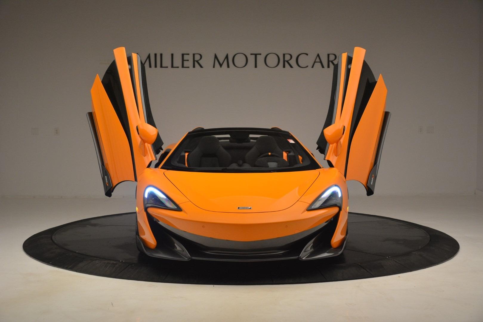 New 2020 McLaren 600LT Spider Convertible For Sale In Westport, CT 3109_p13