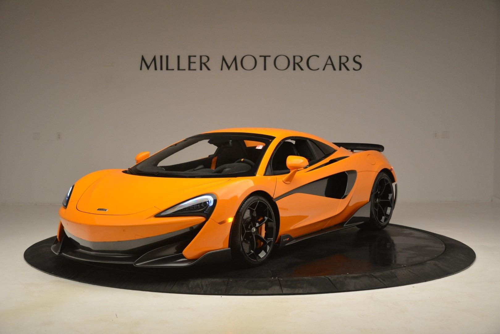 New 2020 McLaren 600LT Spider Convertible For Sale In Westport, CT 3109_p15