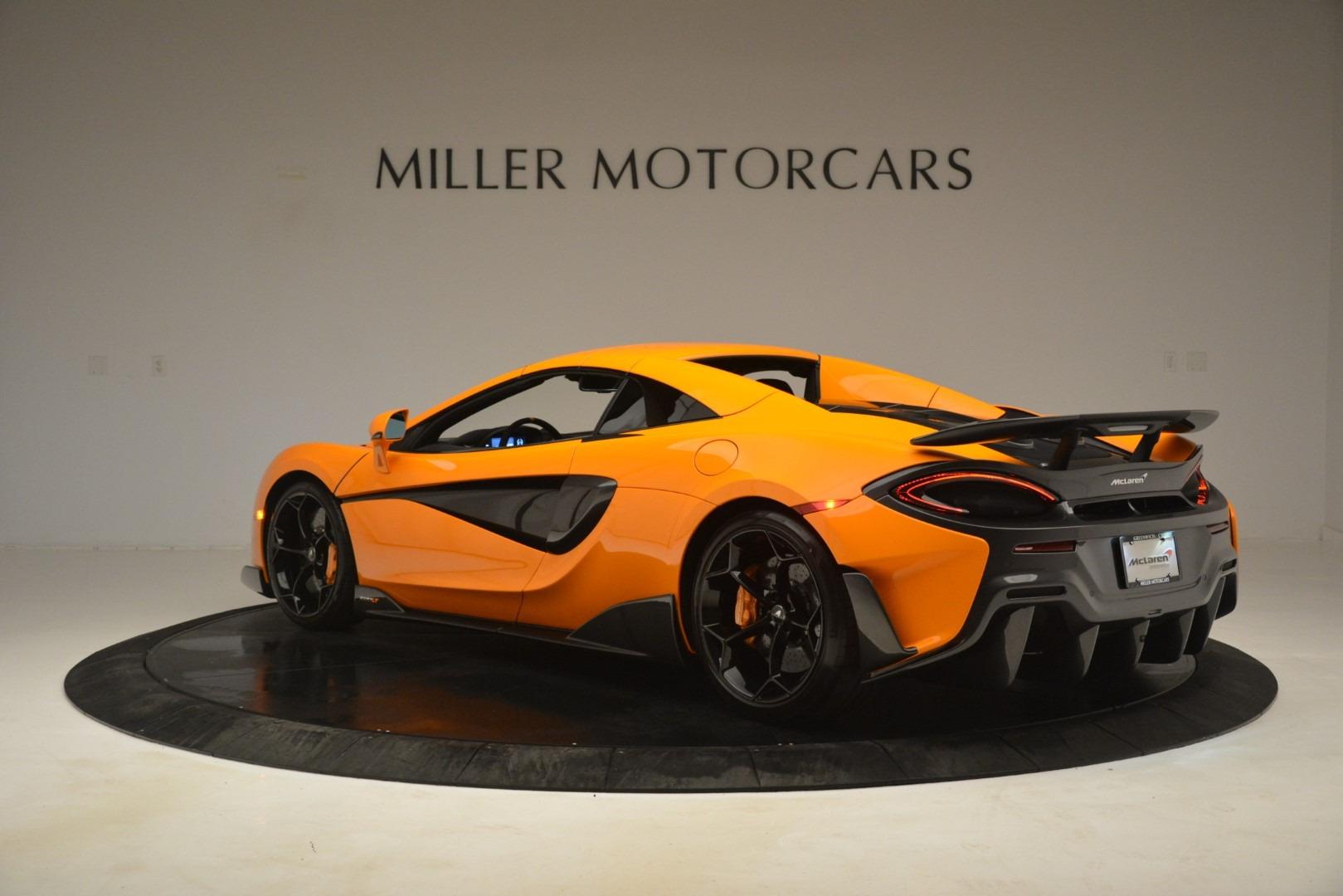 New 2020 McLaren 600LT Spider Convertible For Sale In Westport, CT 3109_p17