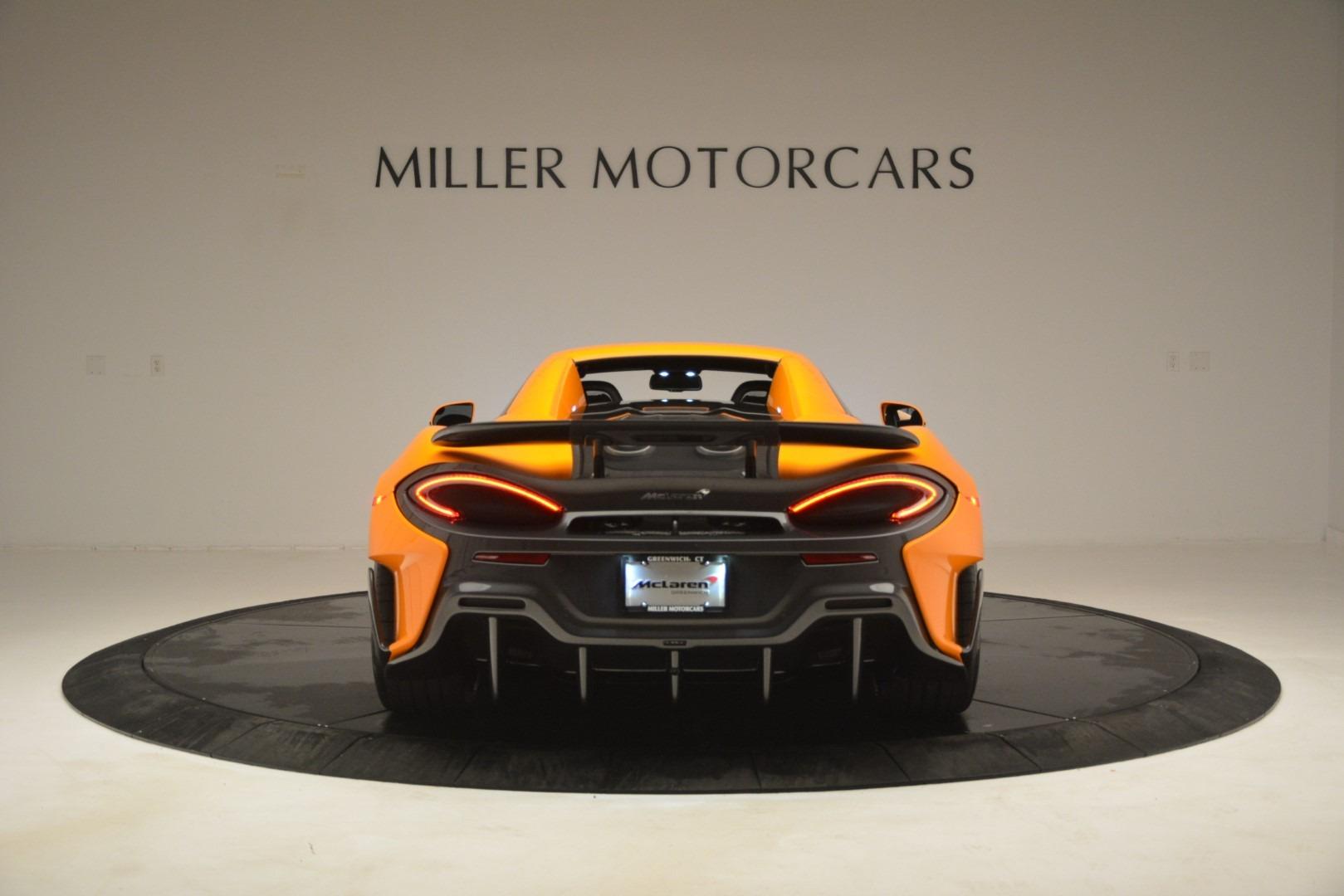 New 2020 McLaren 600LT Spider Convertible For Sale In Westport, CT 3109_p18
