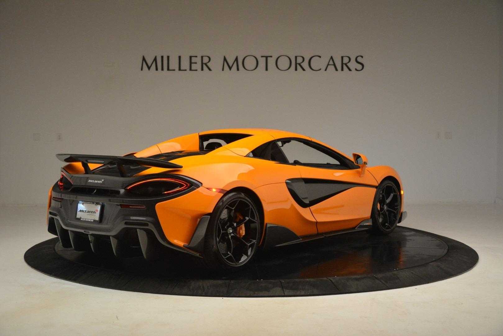 New 2020 McLaren 600LT Spider Convertible For Sale In Westport, CT 3109_p19