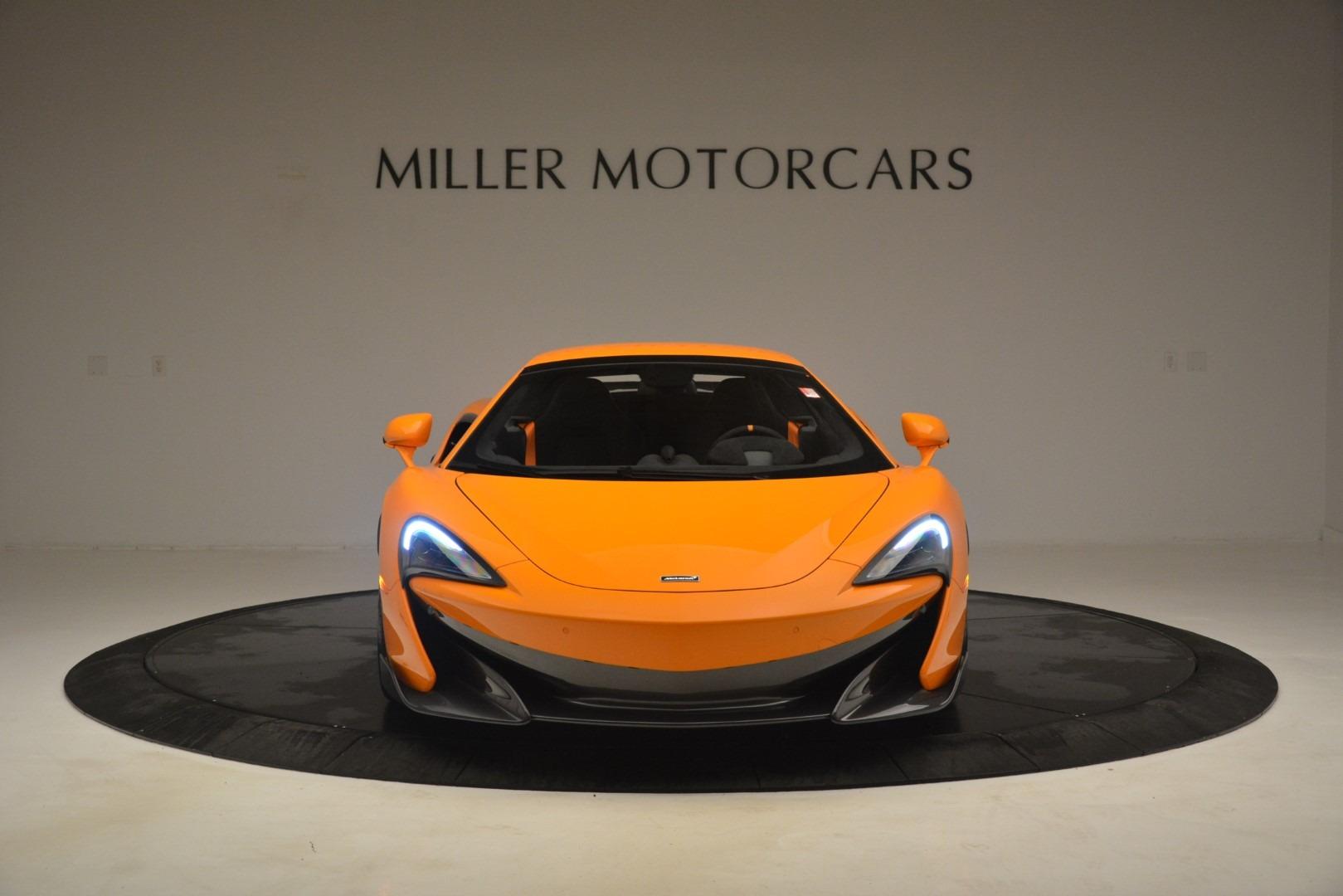 New 2020 McLaren 600LT Spider Convertible For Sale In Westport, CT 3109_p22