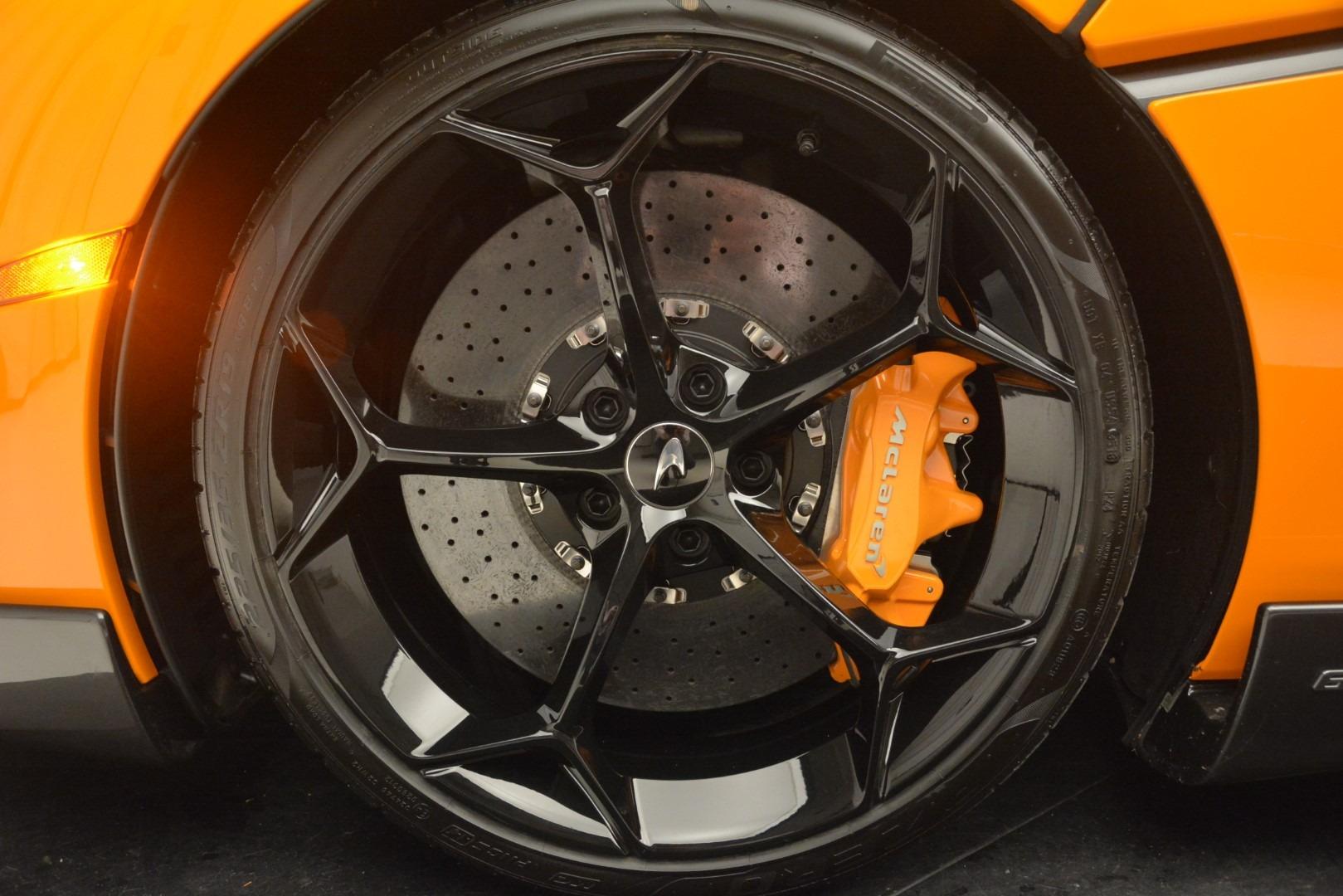 New 2020 McLaren 600LT Spider Convertible For Sale In Westport, CT 3109_p23