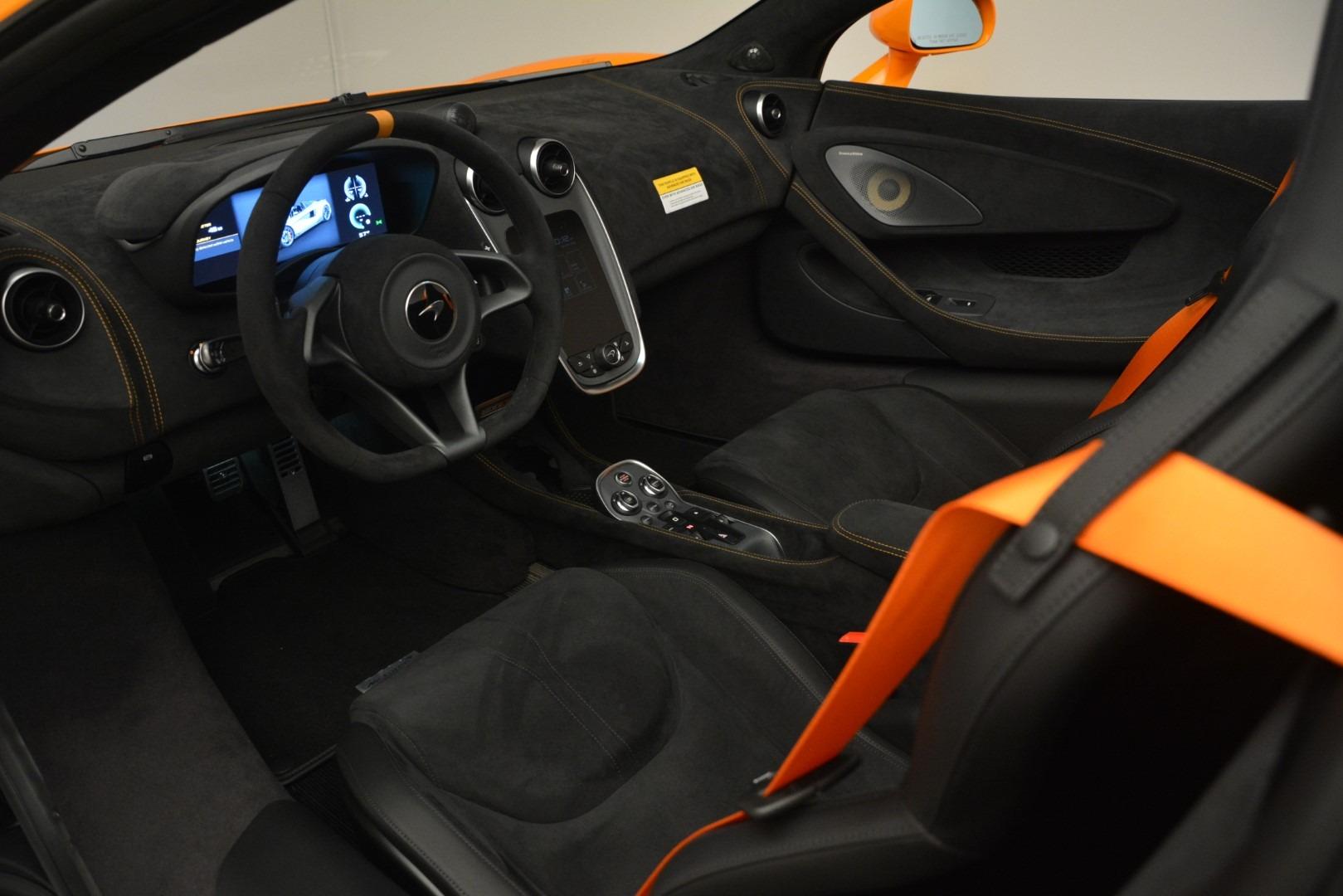 New 2020 McLaren 600LT Spider Convertible For Sale In Westport, CT 3109_p24