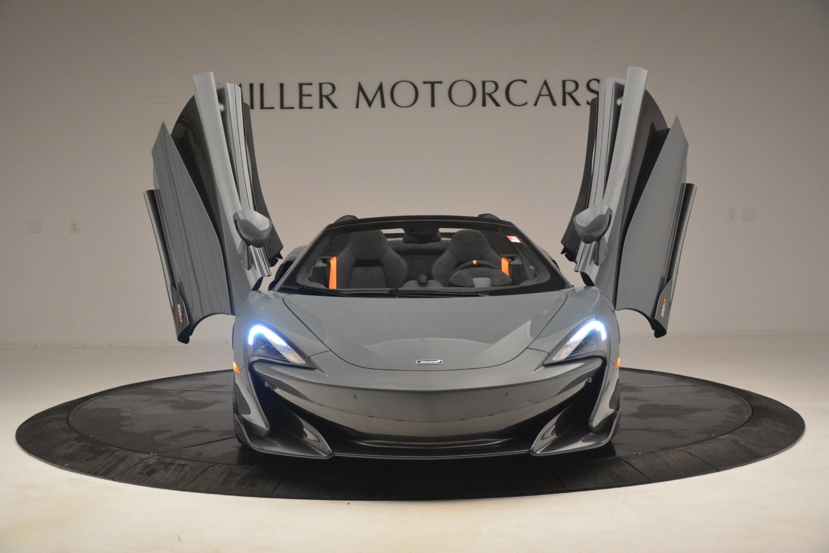 New 2020 McLaren 600LT Spider Convertible For Sale In Westport, CT 3110_p13