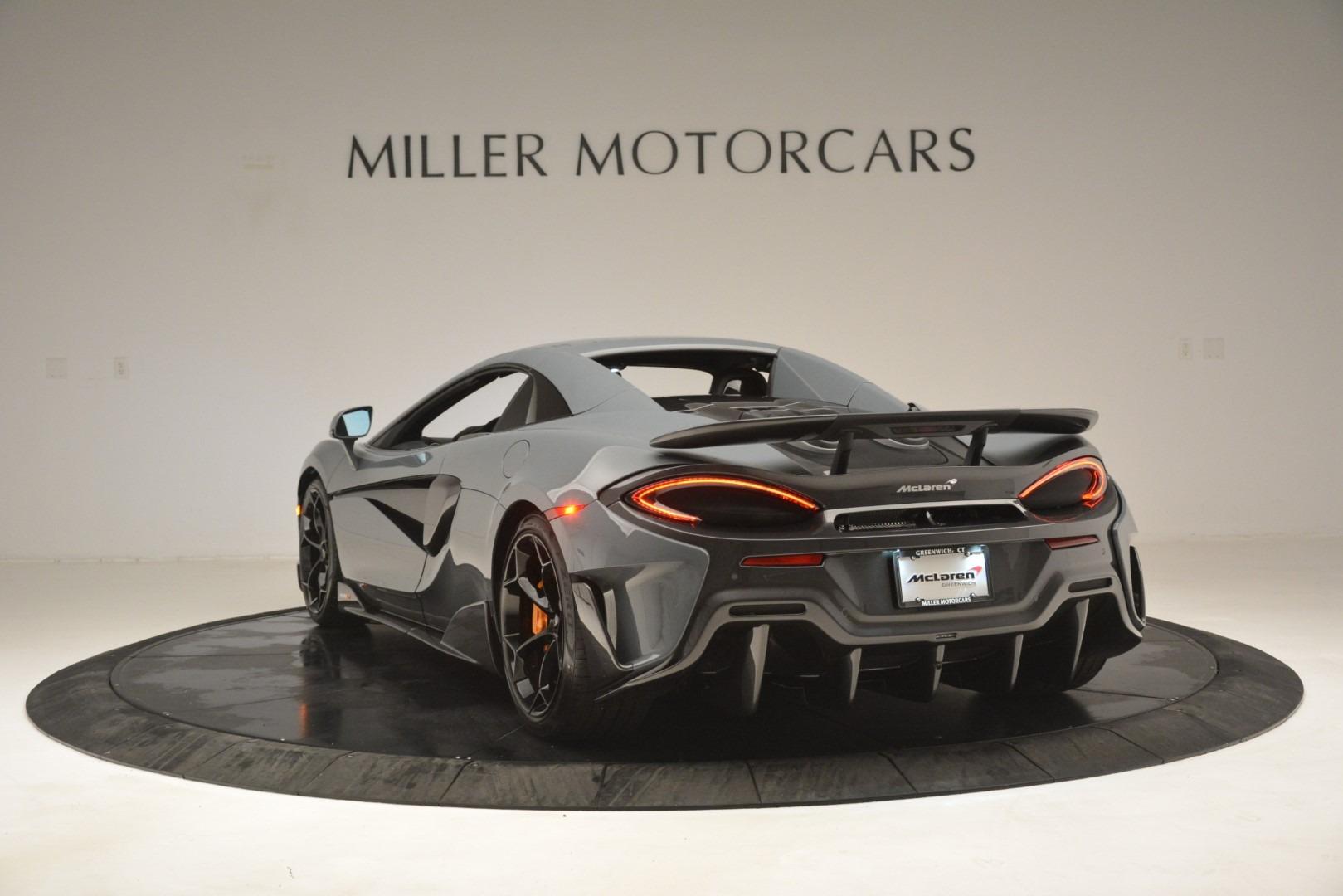 New 2020 McLaren 600LT Spider Convertible For Sale In Westport, CT 3110_p17