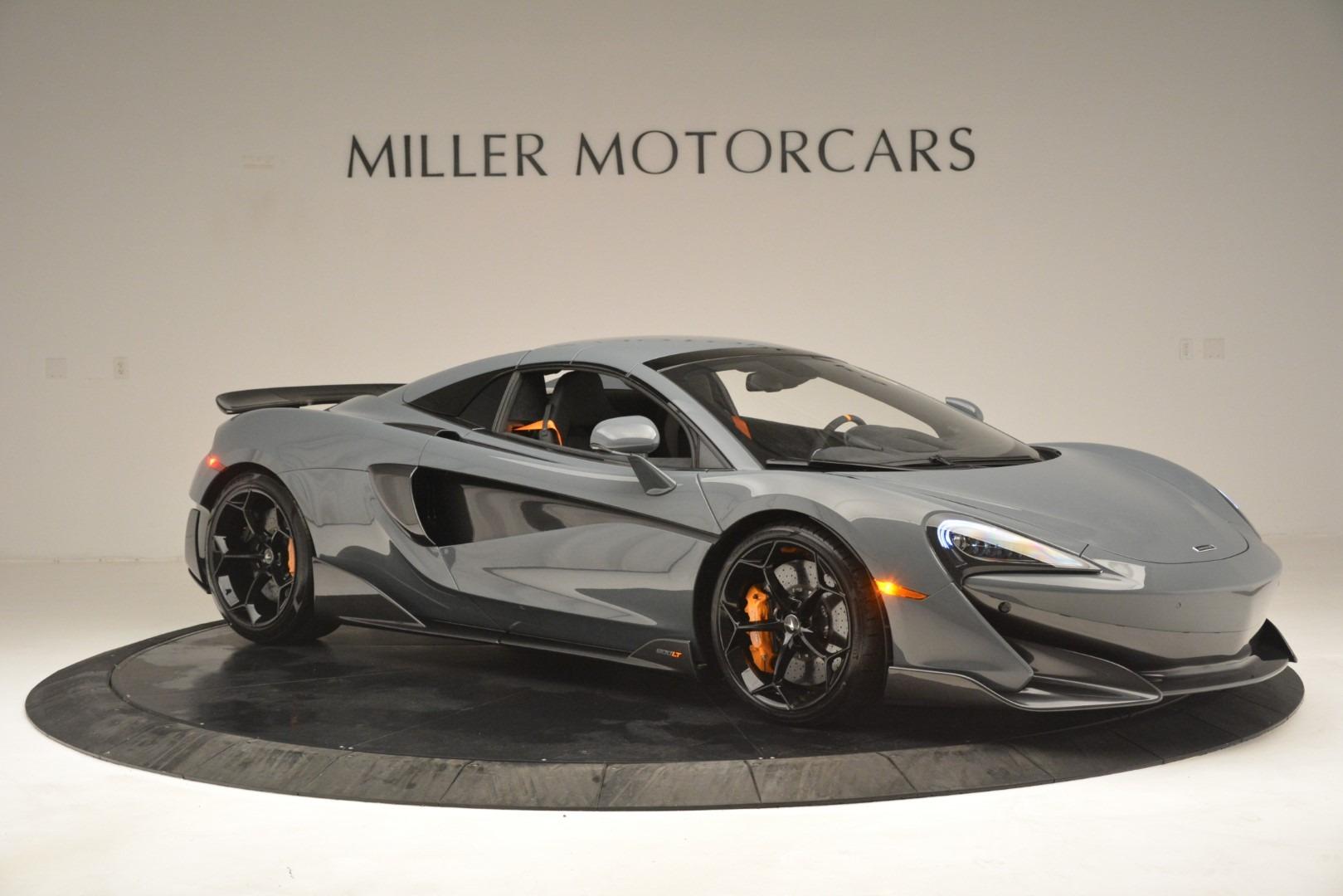 New 2020 McLaren 600LT Spider Convertible For Sale In Westport, CT 3110_p21