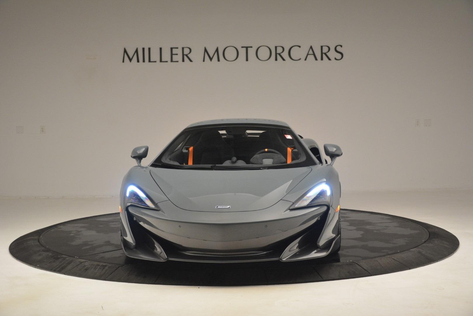 New 2020 McLaren 600LT Spider Convertible For Sale In Westport, CT 3110_p22