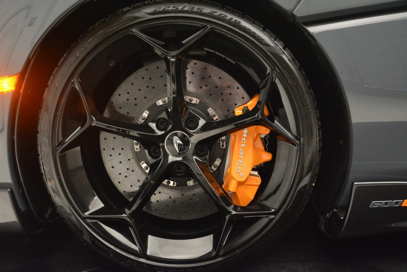 New 2020 McLaren 600LT Spider Convertible For Sale In Westport, CT 3110_p23
