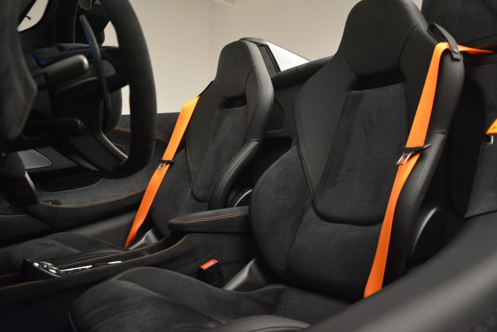 New 2020 McLaren 600LT Spider Convertible For Sale In Westport, CT 3110_p26