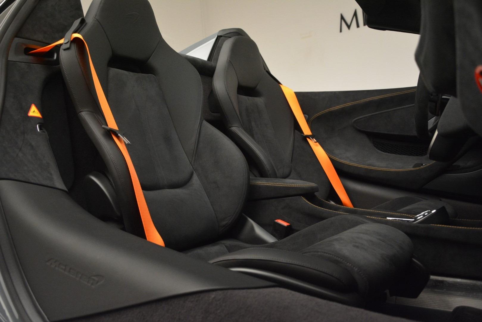 New 2020 McLaren 600LT Spider Convertible For Sale In Westport, CT 3110_p29