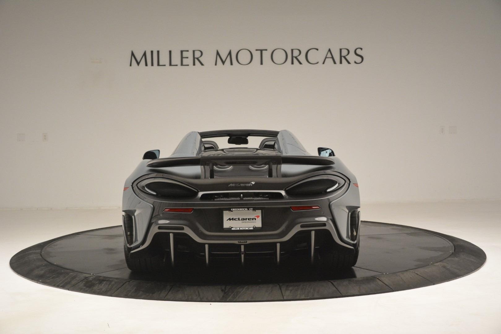 New 2020 McLaren 600LT Spider Convertible For Sale In Westport, CT 3110_p6