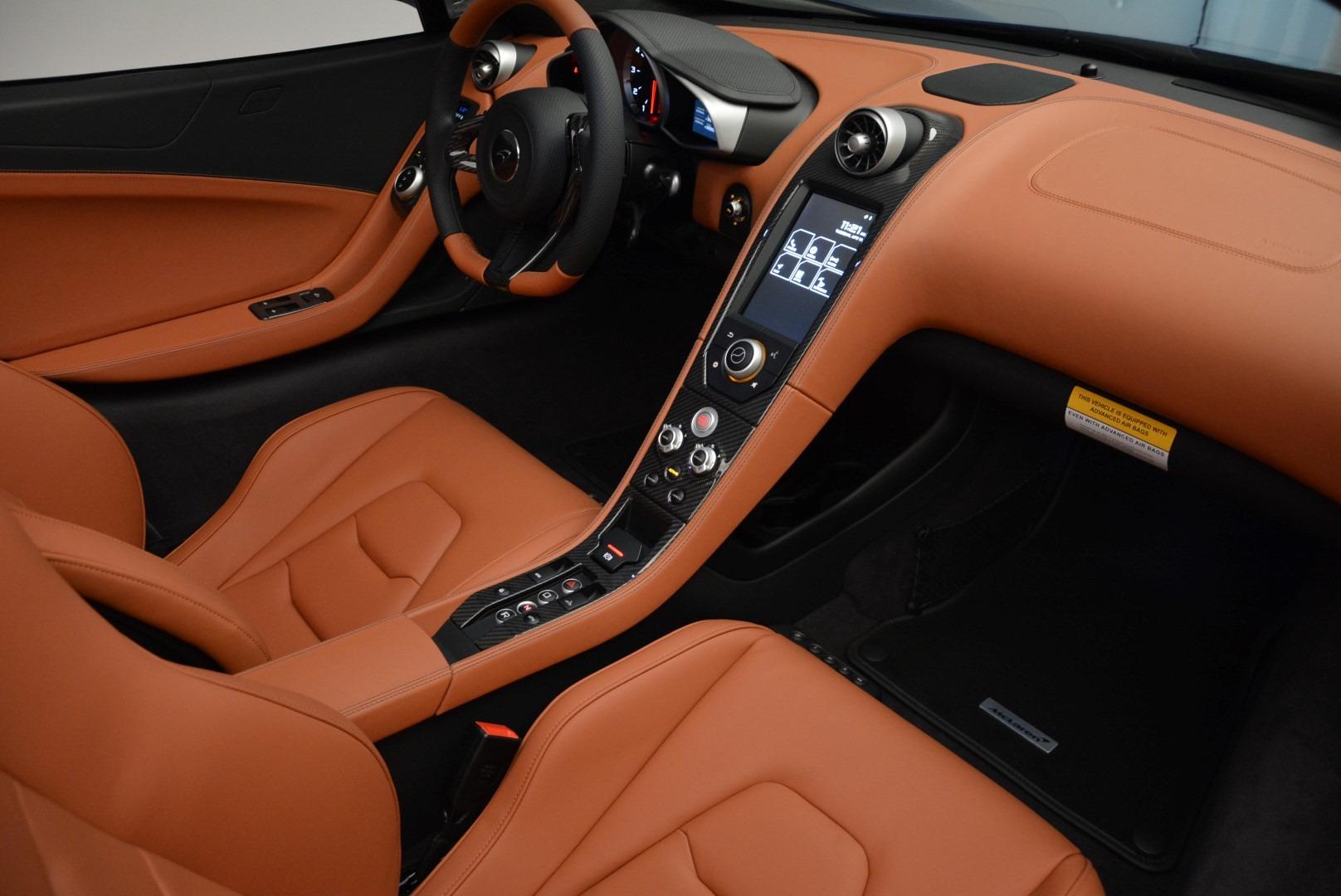 Used 2015 McLaren 650S Spider Convertible For Sale In Westport, CT 3112_p25