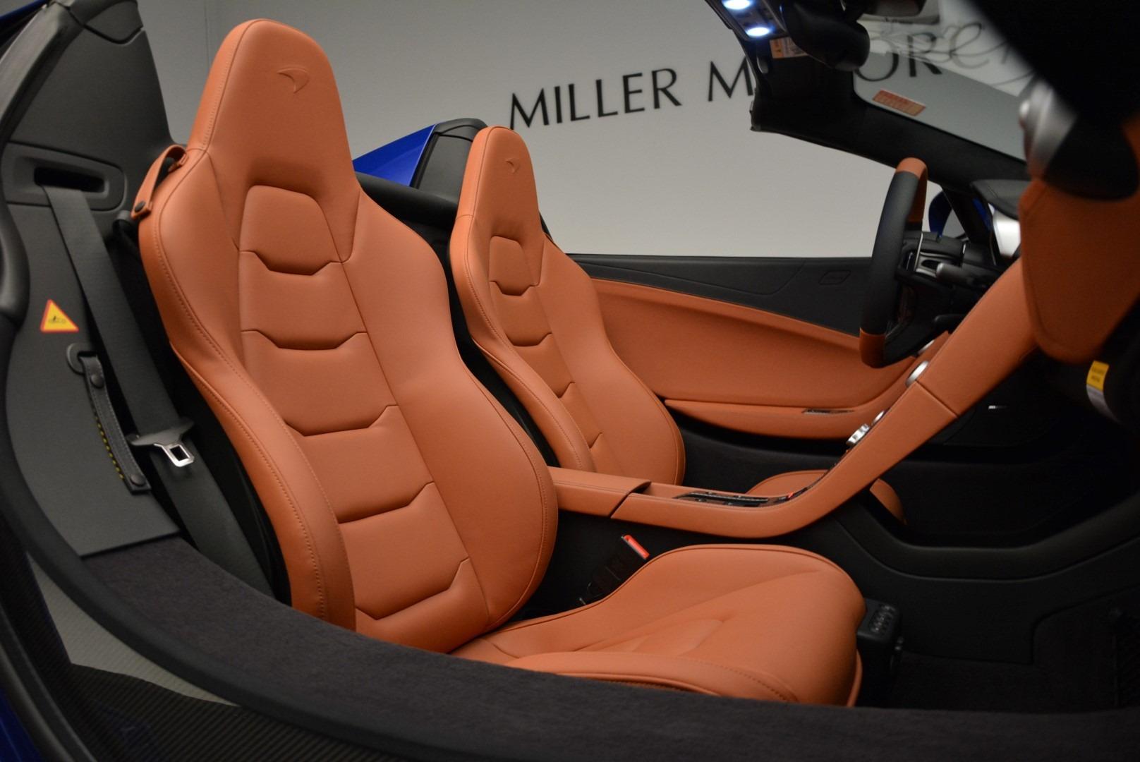 Used 2015 McLaren 650S Spider Convertible For Sale In Westport, CT 3112_p27