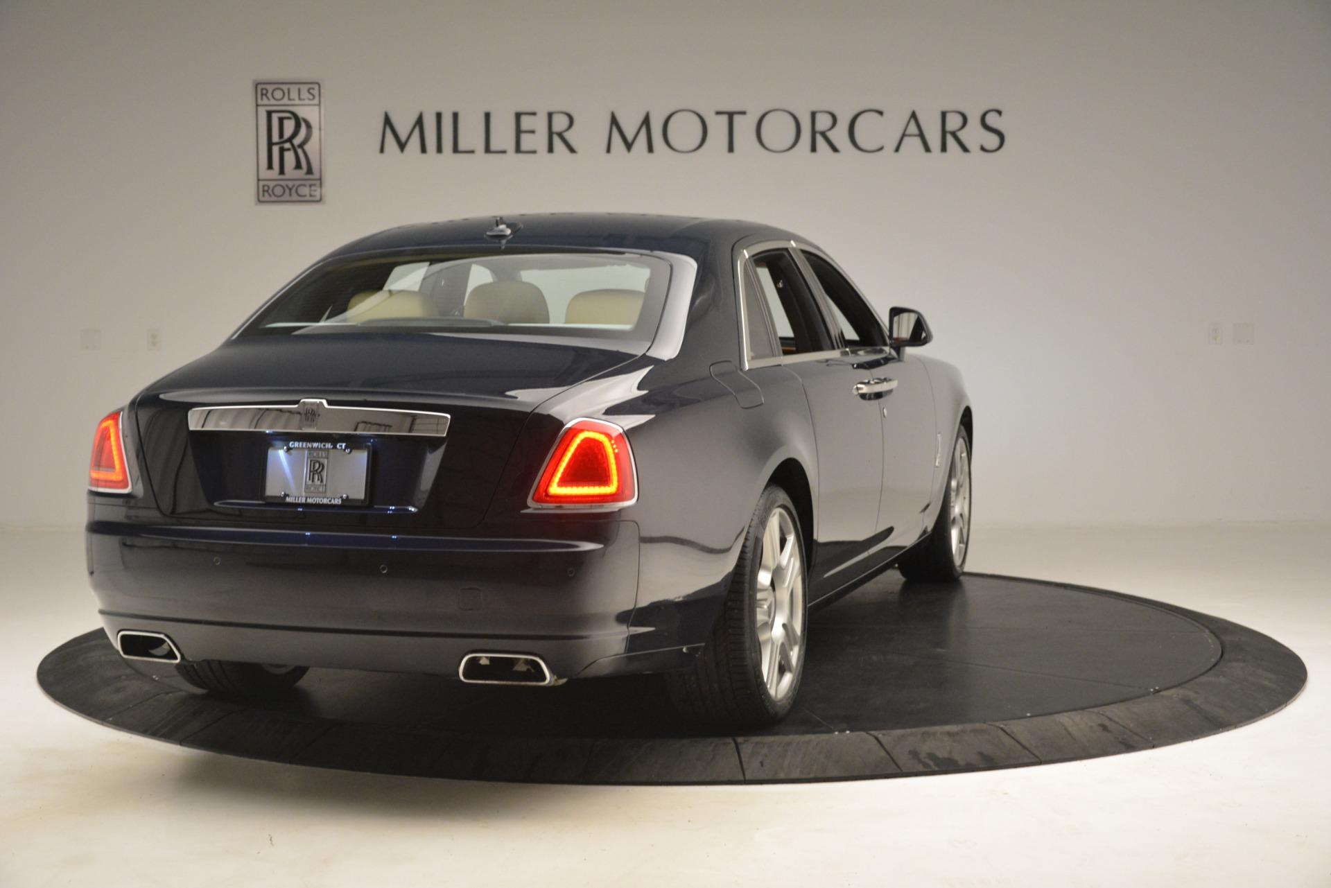 Used 2015 Rolls-Royce Ghost  For Sale In Westport, CT 3113_p10