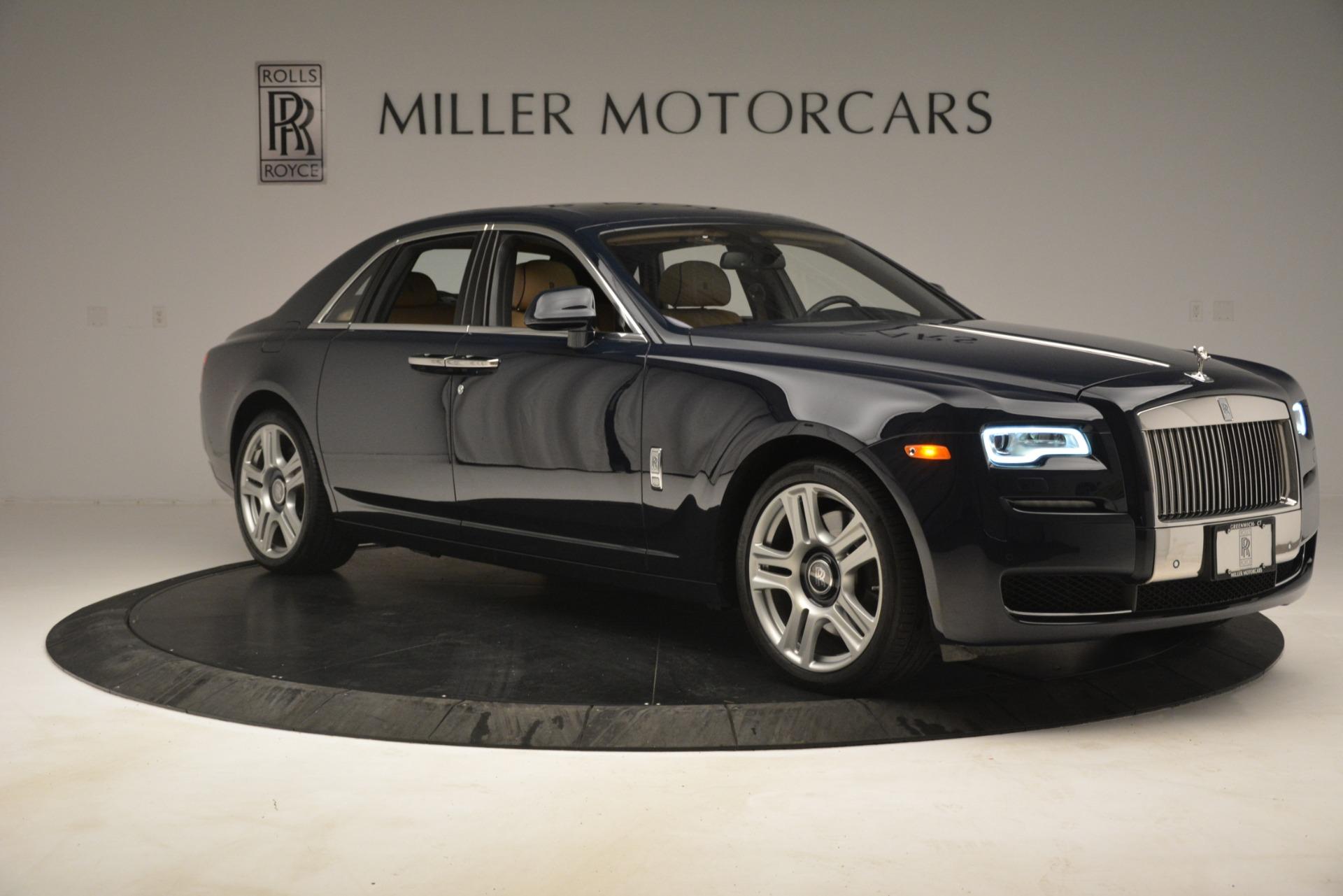 Used 2015 Rolls-Royce Ghost  For Sale In Westport, CT 3113_p14