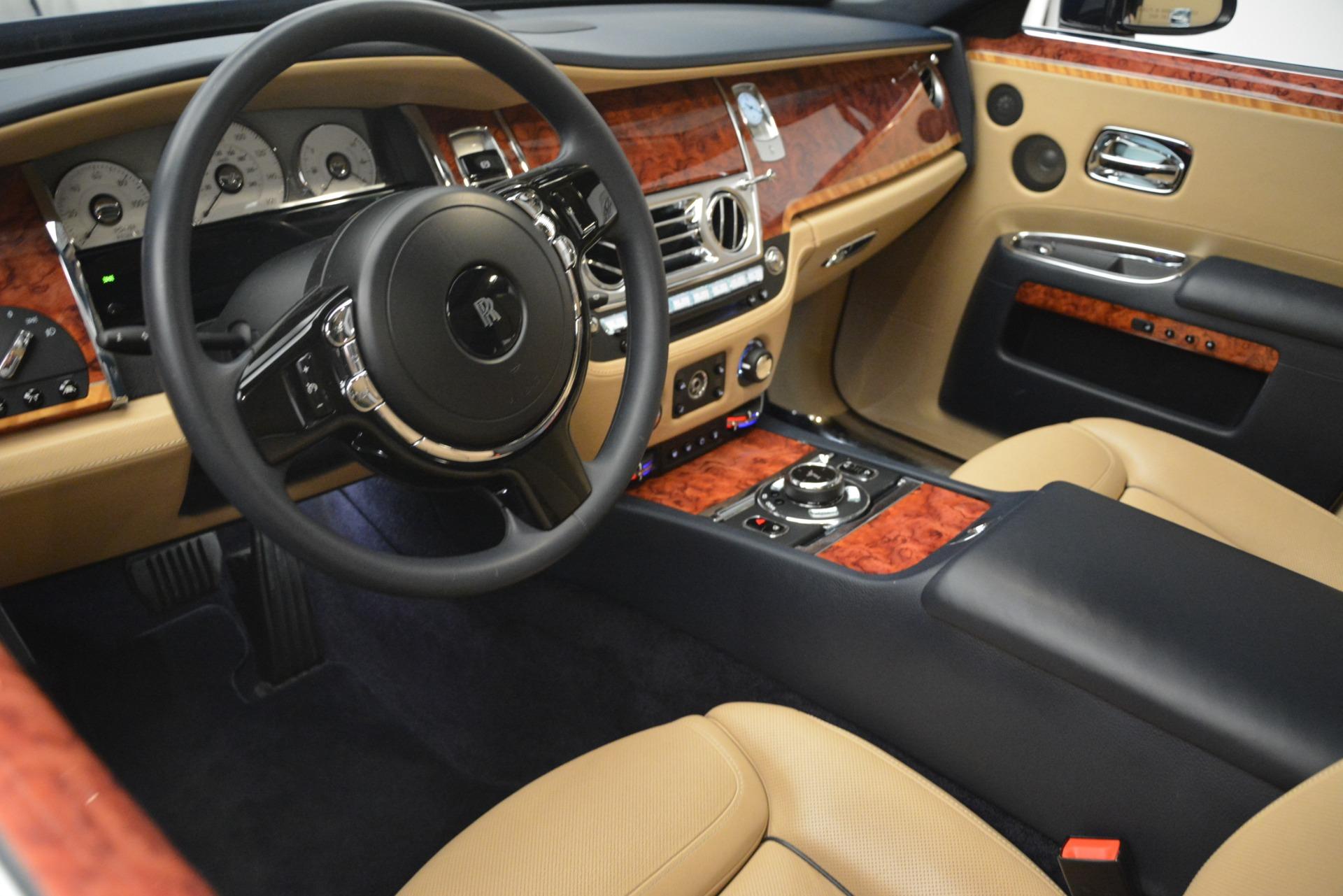 Used 2015 Rolls-Royce Ghost  For Sale In Westport, CT 3113_p22