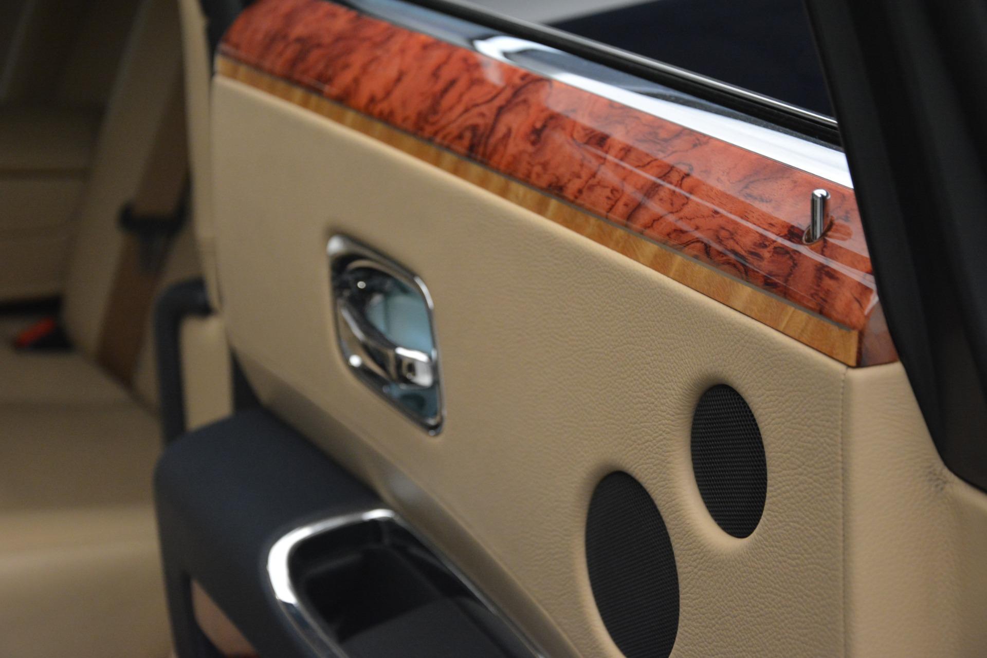 Used 2015 Rolls-Royce Ghost  For Sale In Westport, CT 3113_p32