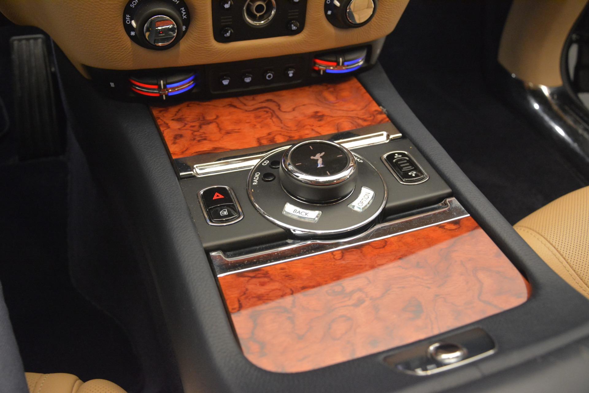 Used 2015 Rolls-Royce Ghost  For Sale In Westport, CT 3113_p40