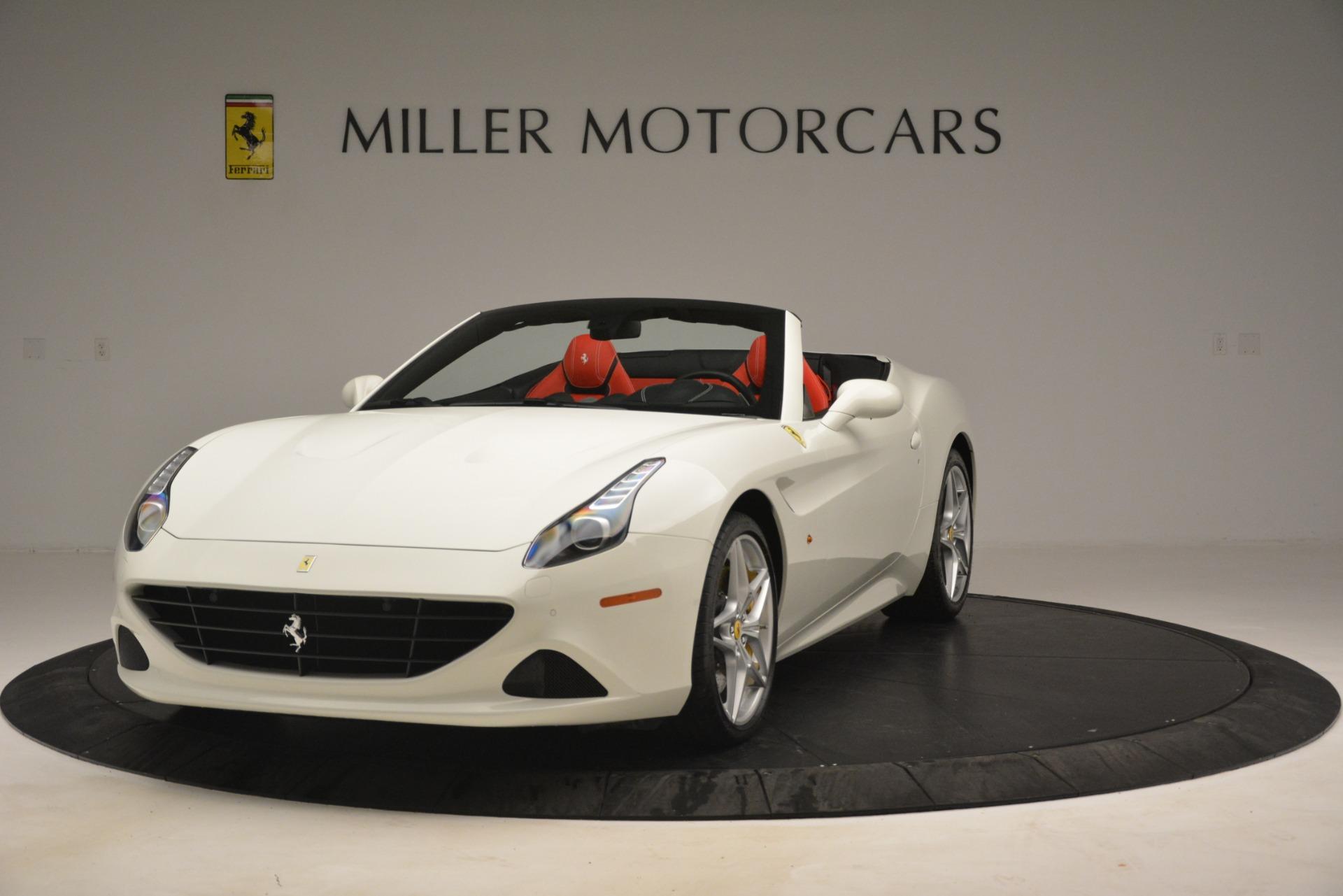 Used 2016 Ferrari California T  For Sale In Westport, CT 3115_main