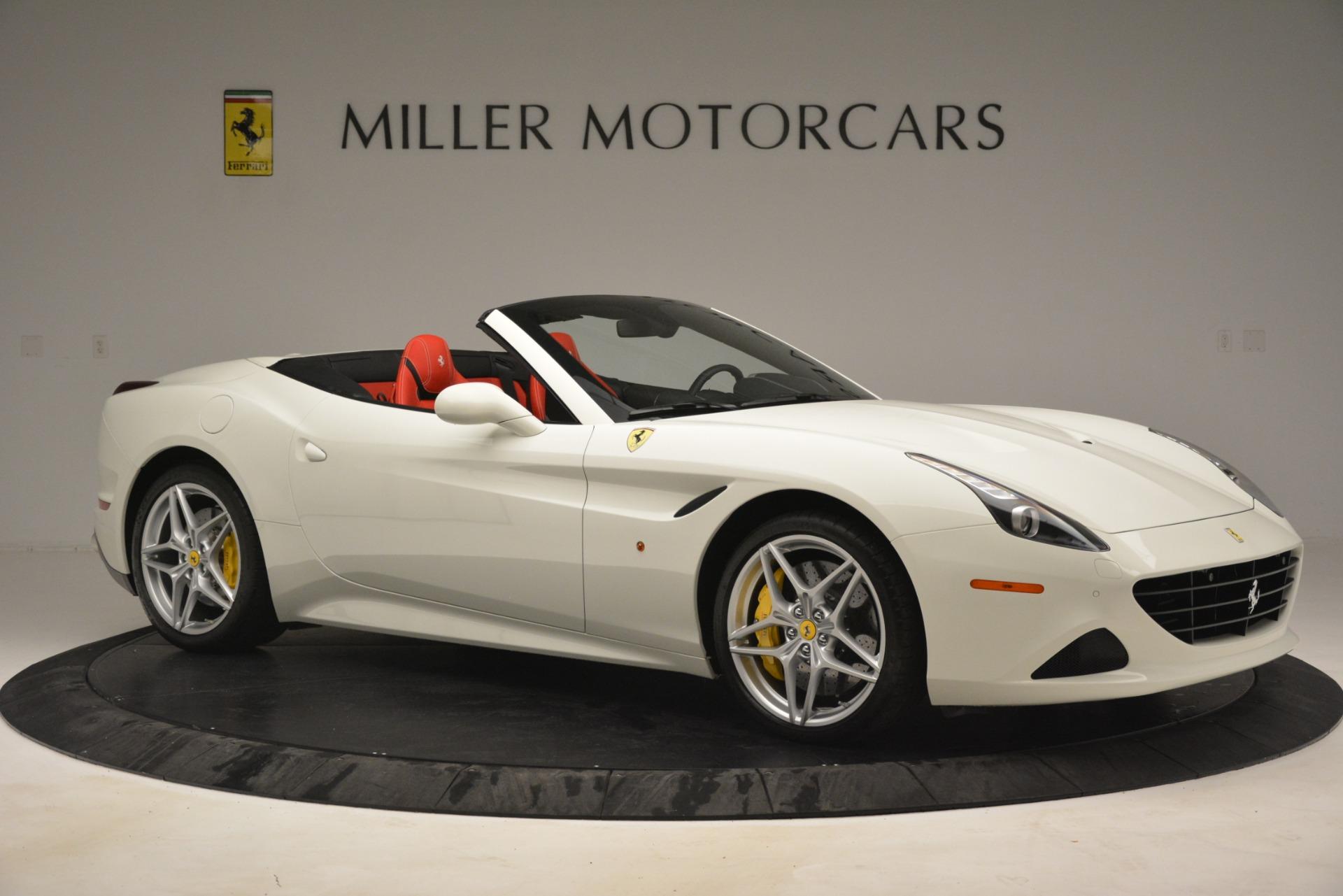 Used 2016 Ferrari California T  For Sale In Westport, CT 3115_p10