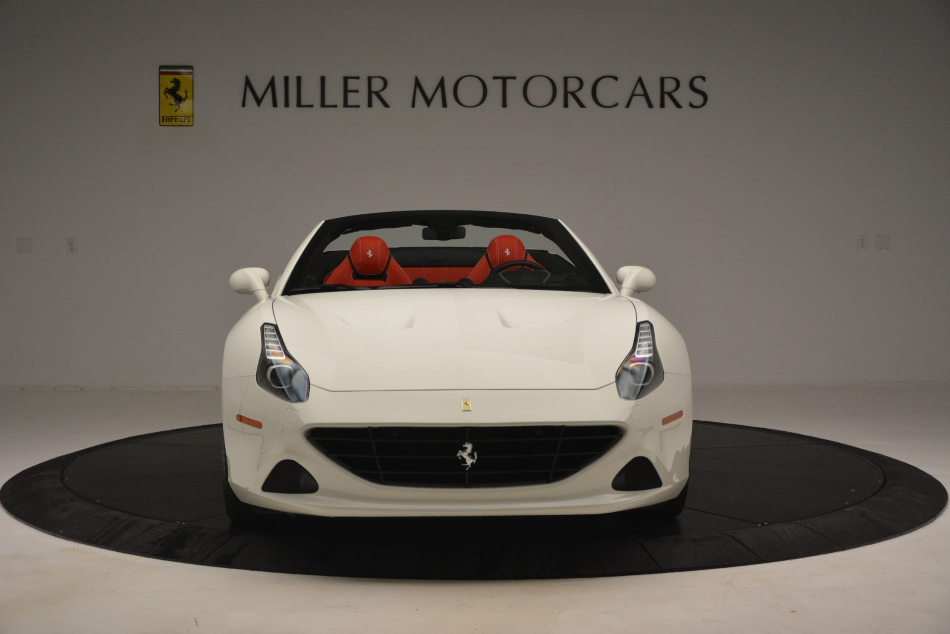Used 2016 Ferrari California T  For Sale In Westport, CT 3115_p12