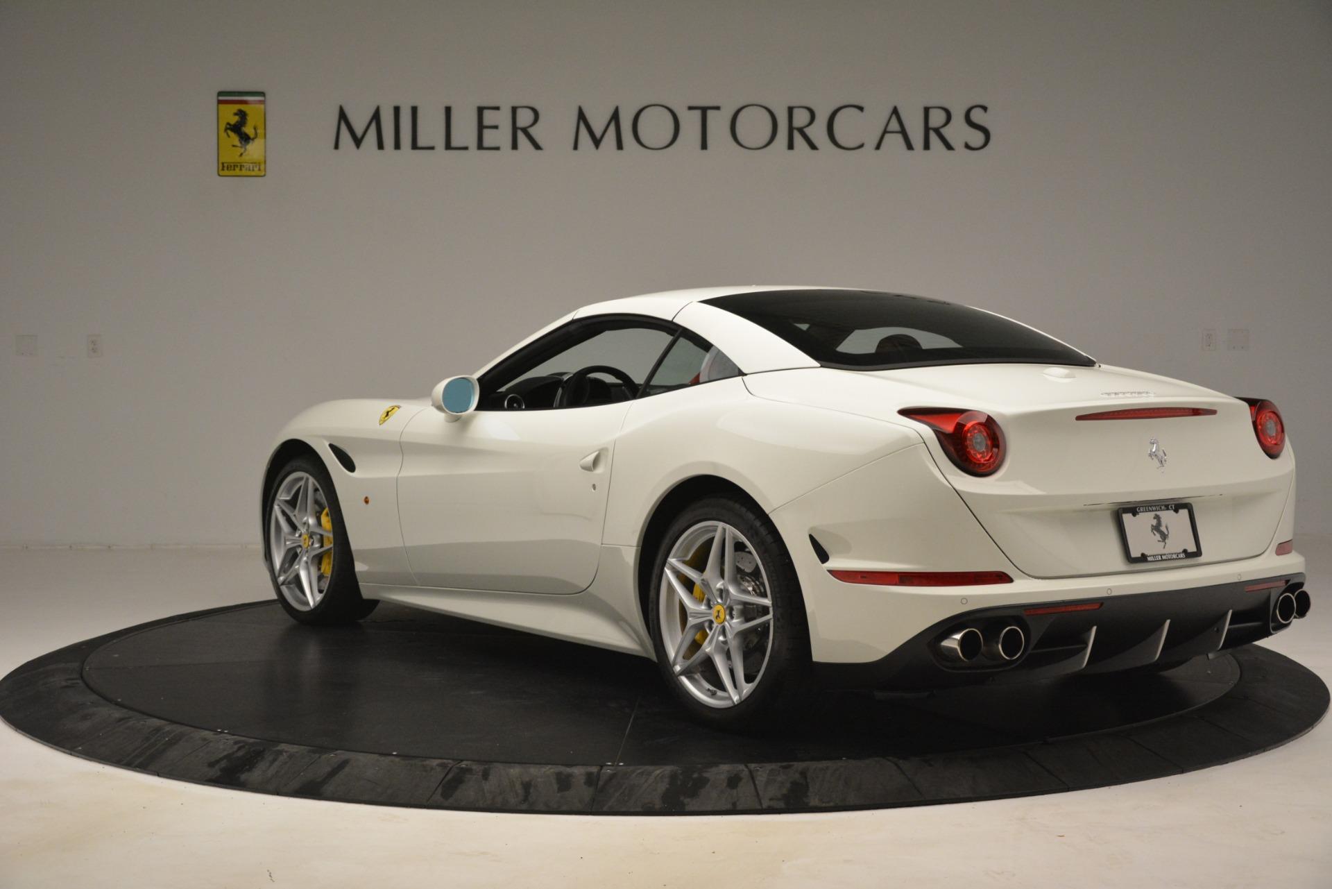 Used 2016 Ferrari California T  For Sale In Westport, CT 3115_p15