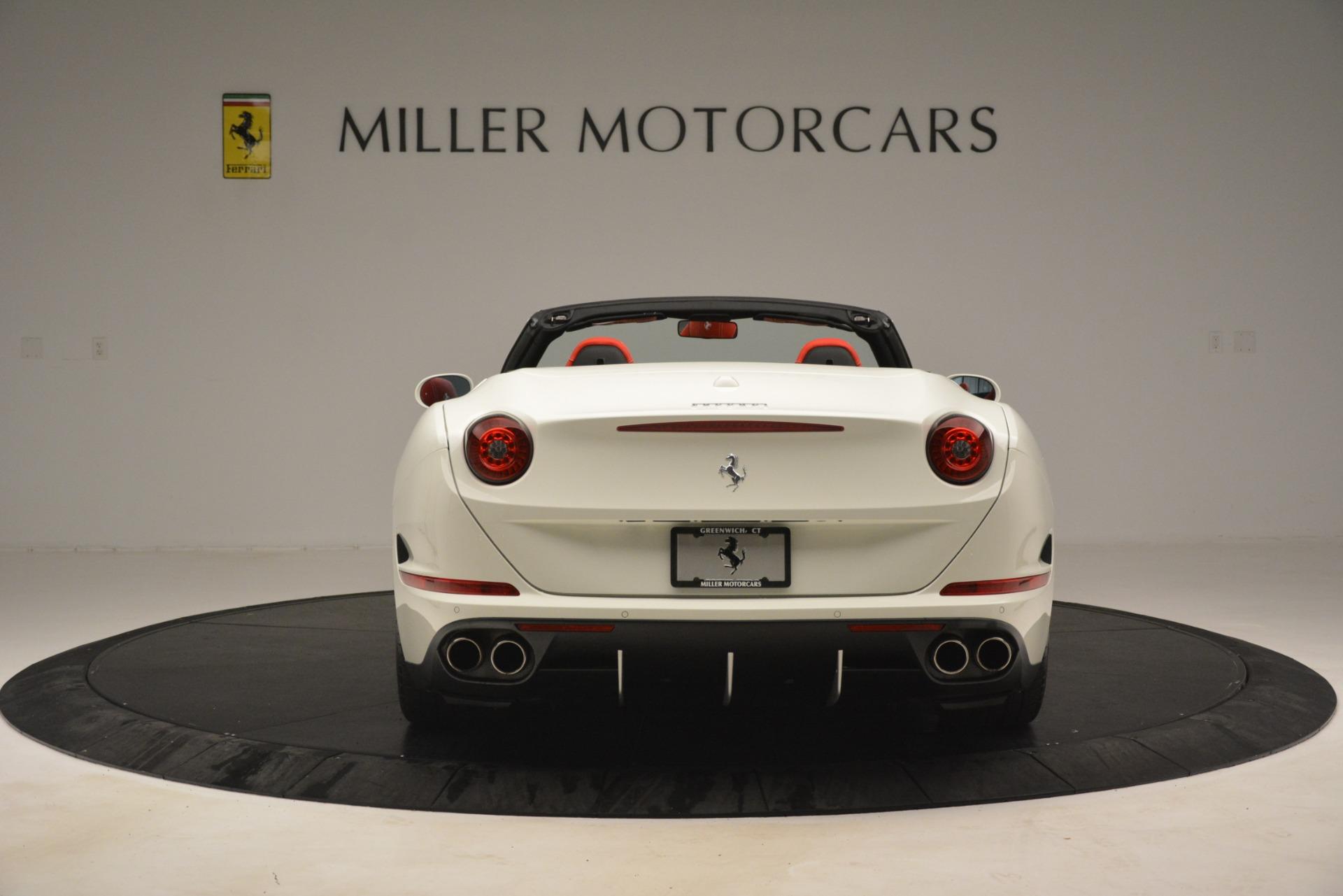 Used 2016 Ferrari California T  For Sale In Westport, CT 3115_p6