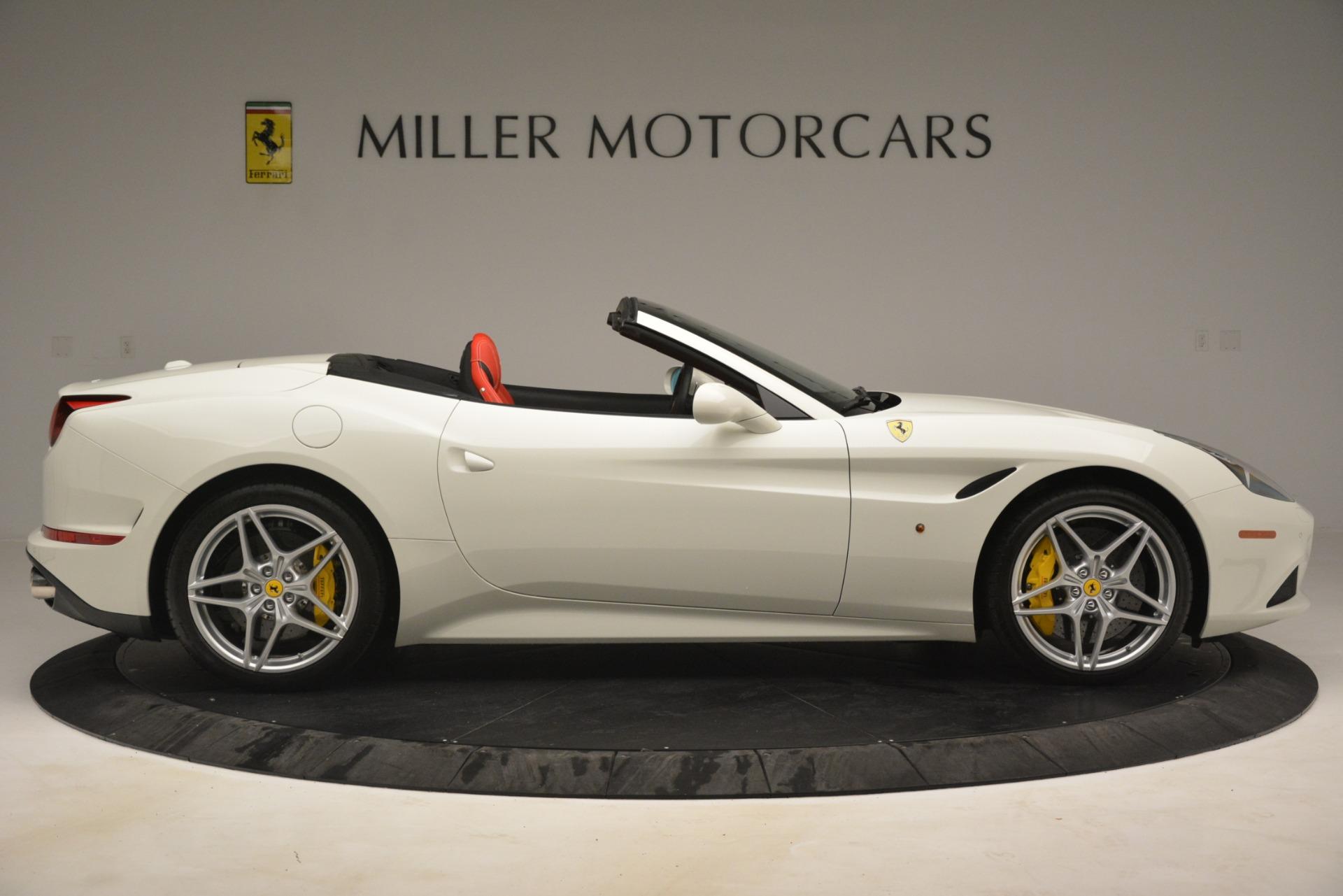 Used 2016 Ferrari California T  For Sale In Westport, CT 3115_p9