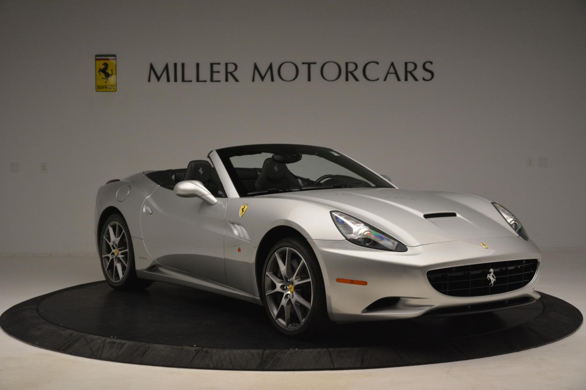 Used 2012 Ferrari California  For Sale In Westport, CT 3117_p11