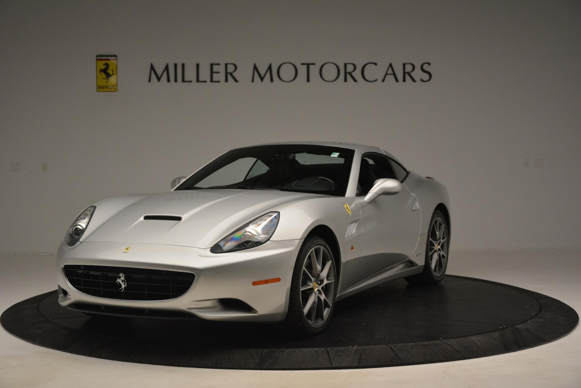 Used 2012 Ferrari California  For Sale In Westport, CT 3117_p13
