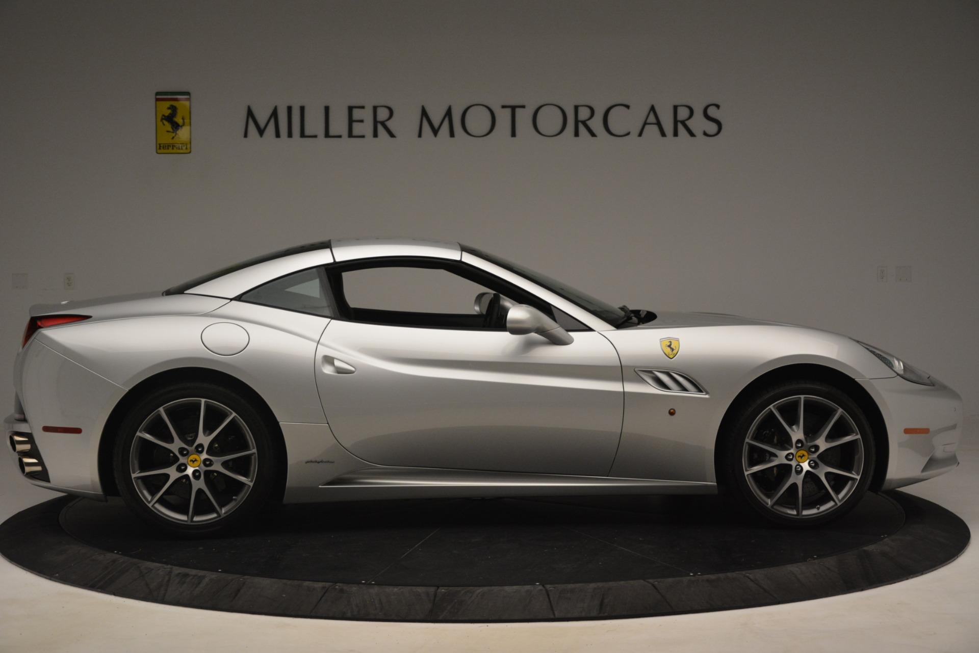 Used 2012 Ferrari California  For Sale In Westport, CT 3117_p17