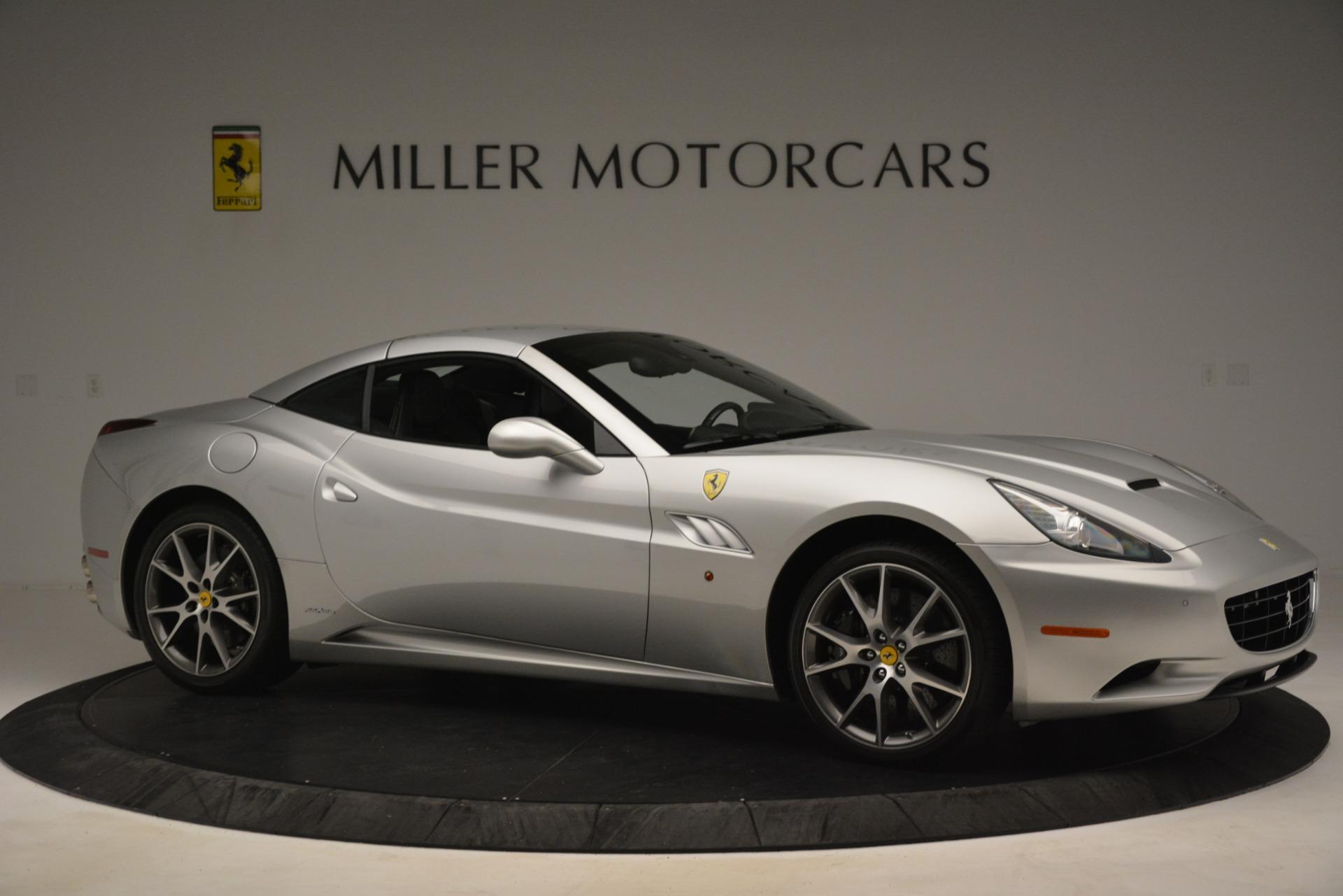 Used 2012 Ferrari California  For Sale In Westport, CT 3117_p18