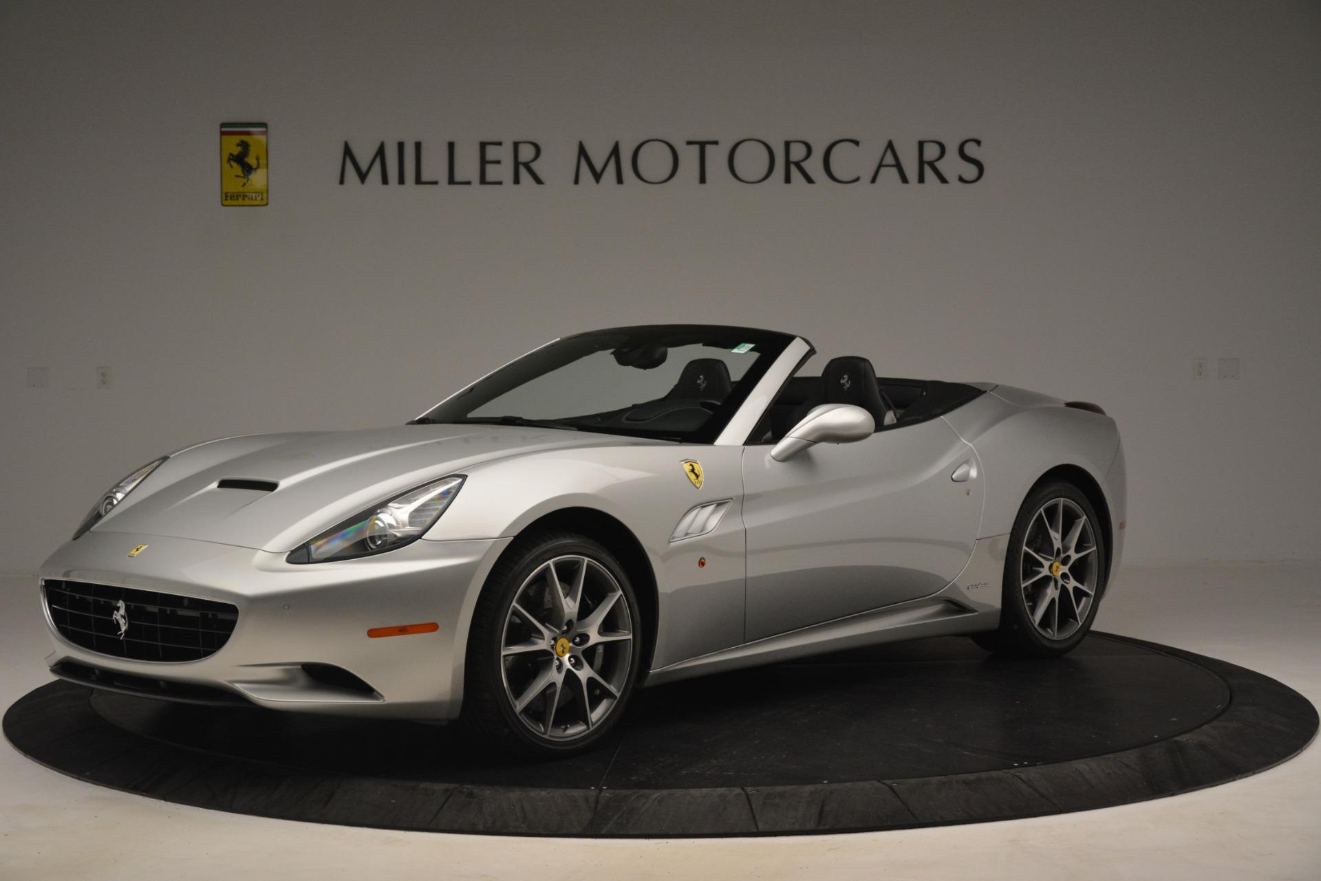 Used 2012 Ferrari California  For Sale In Westport, CT 3117_p2