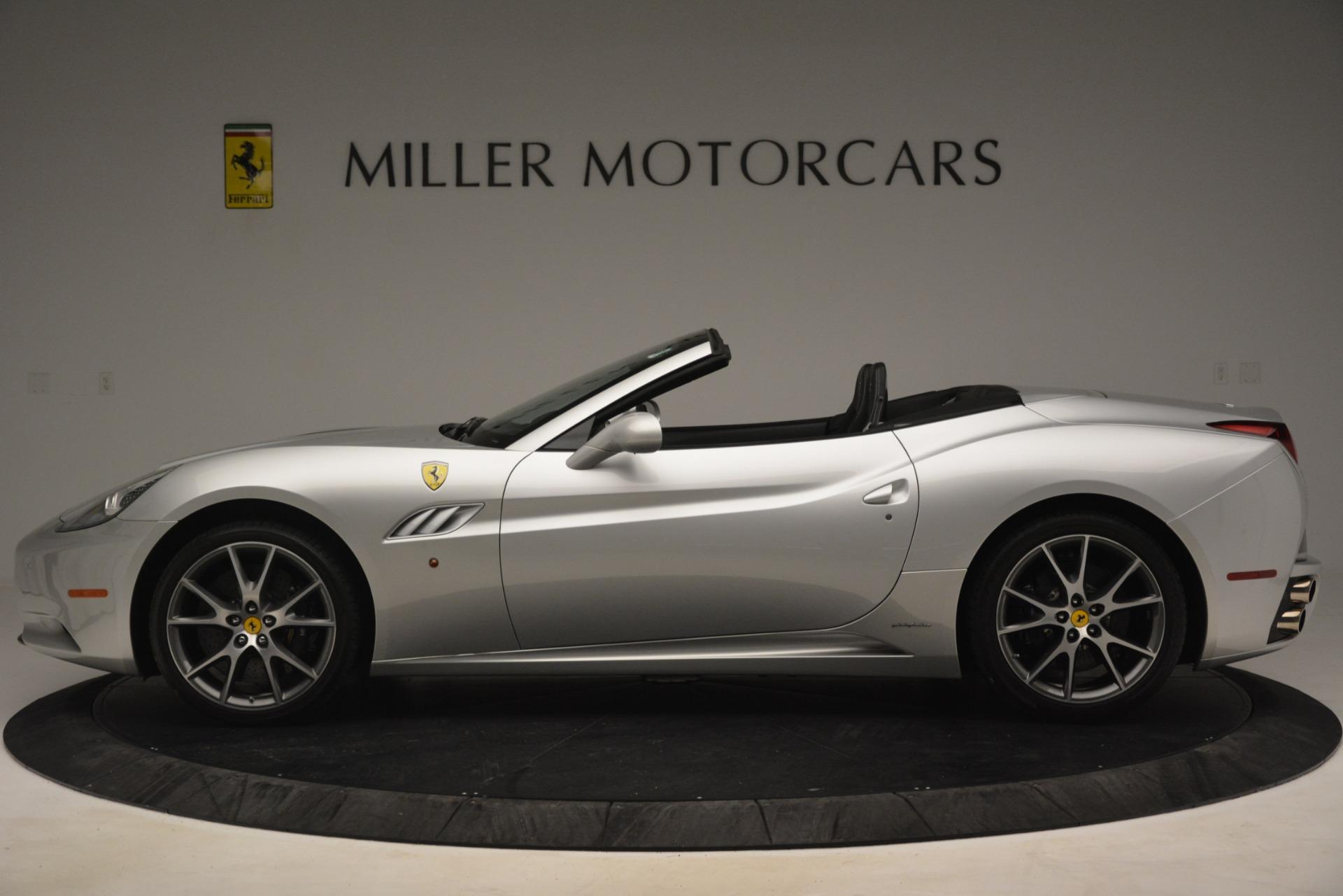 Used 2012 Ferrari California  For Sale In Westport, CT 3117_p3