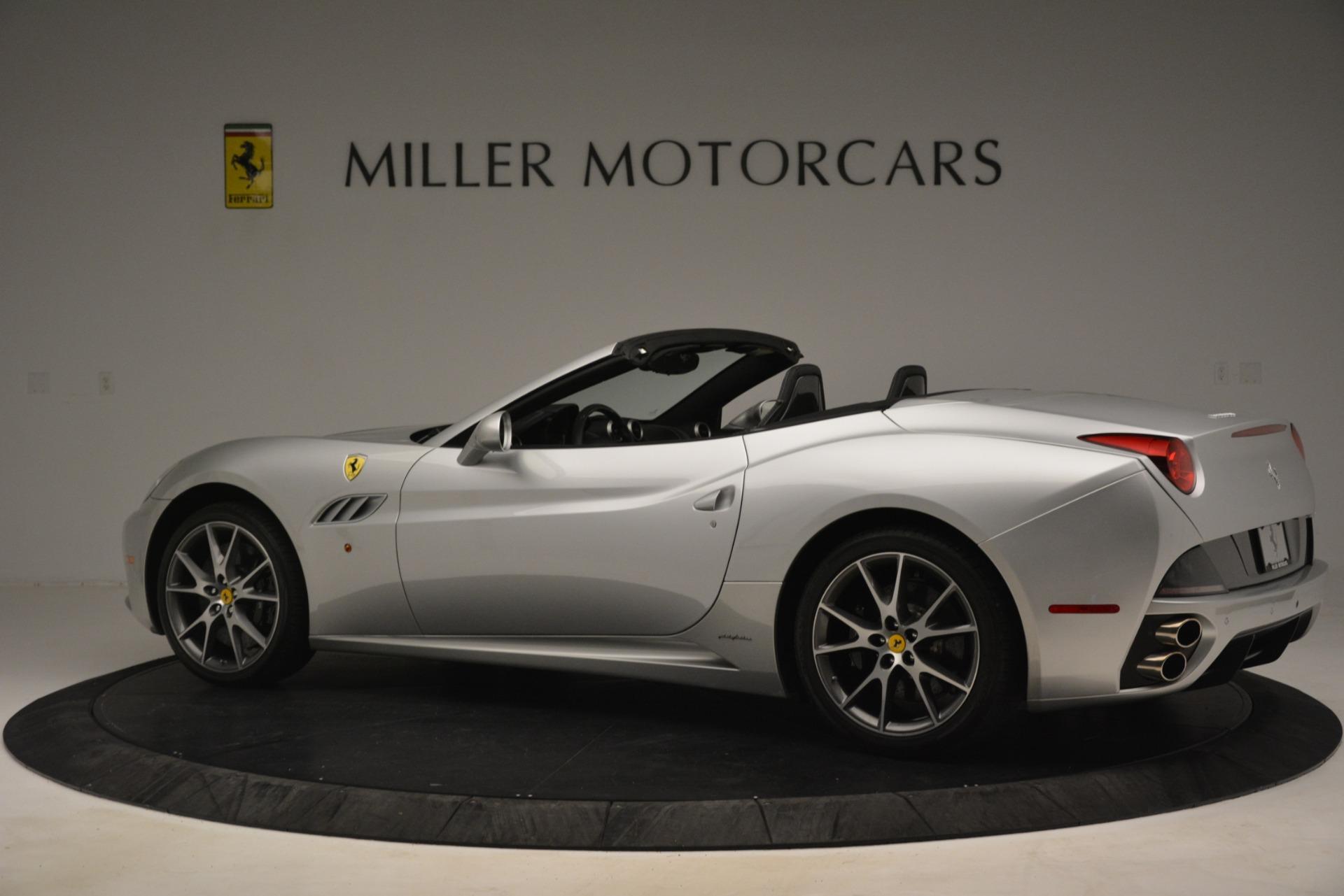 Used 2012 Ferrari California  For Sale In Westport, CT 3117_p4