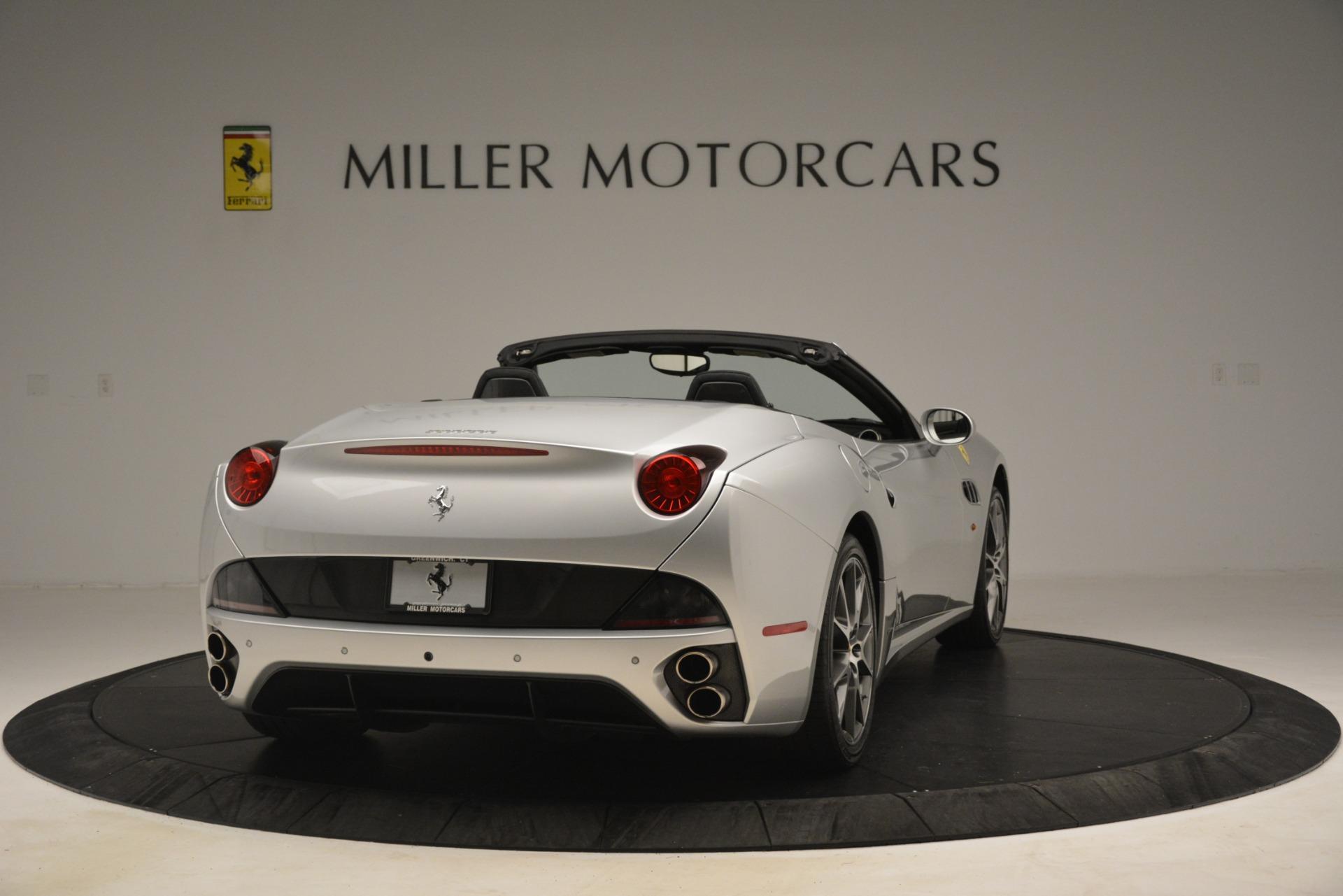 Used 2012 Ferrari California  For Sale In Westport, CT 3117_p7