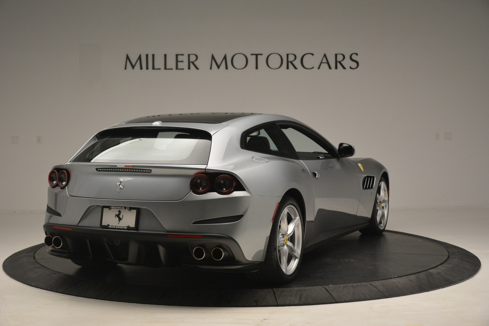 Used 2017 Ferrari GTC4Lusso  For Sale In Westport, CT 3119_p7