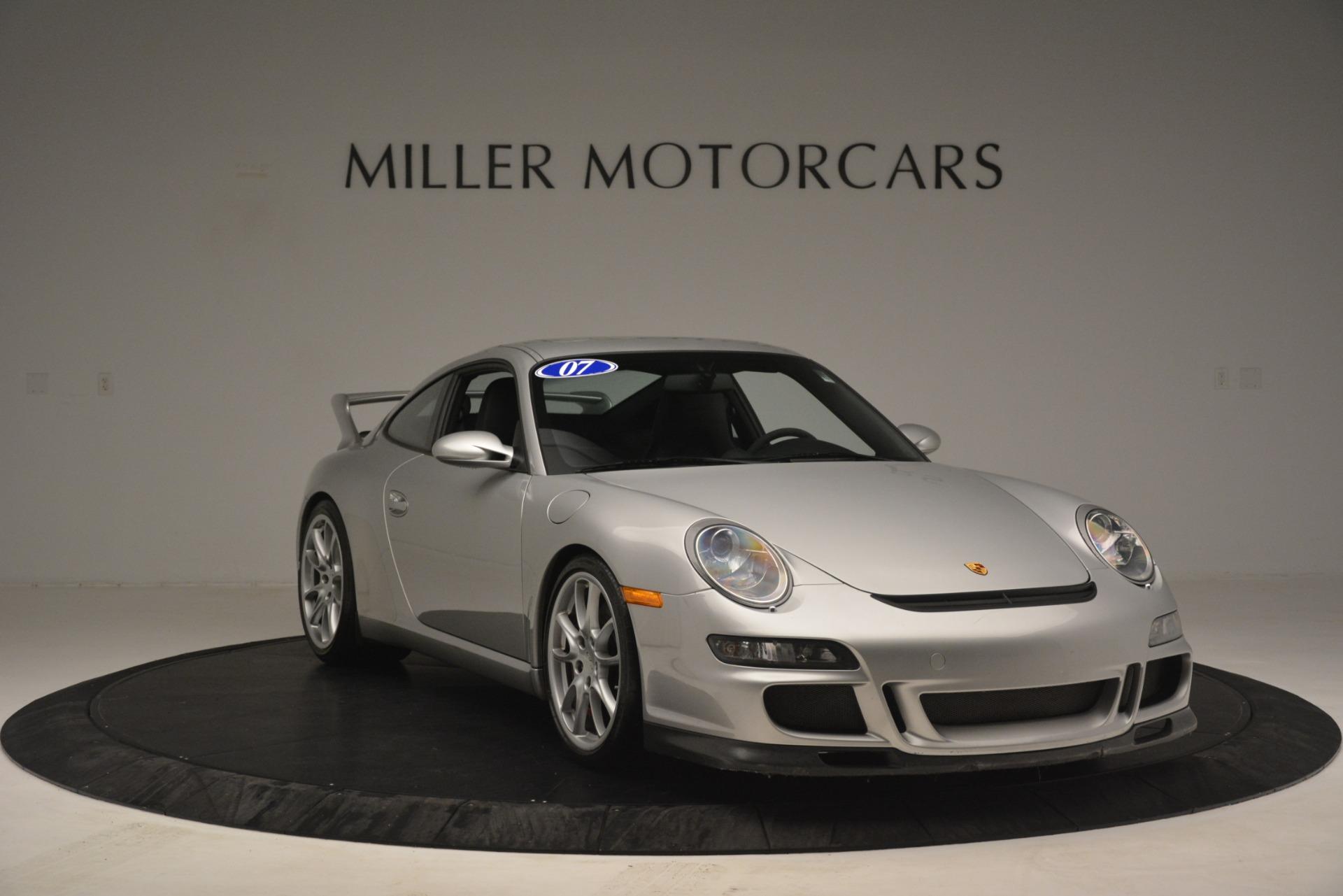 Used 2007 Porsche 911 GT3 For Sale In Westport, CT 3120_p11