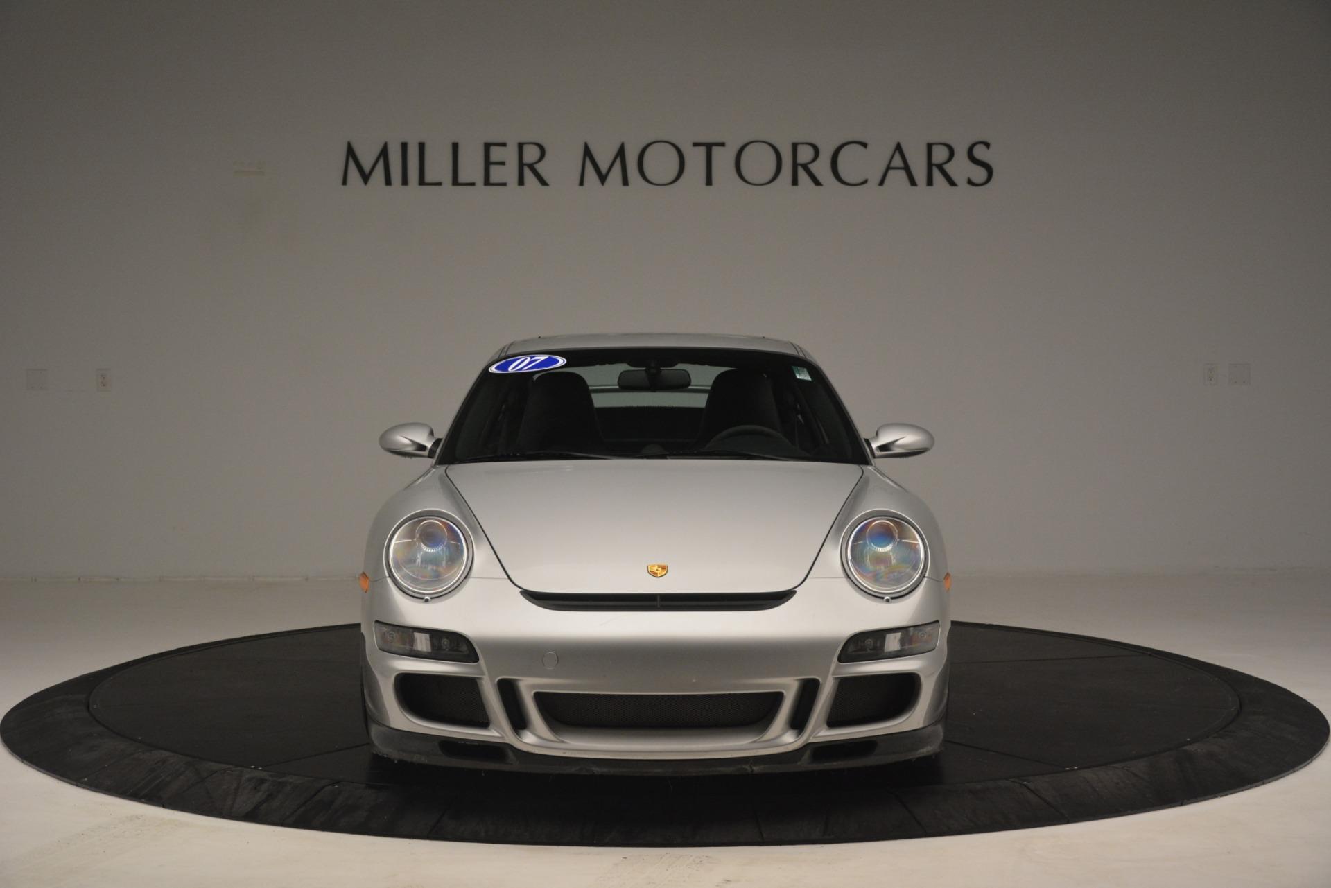 Used 2007 Porsche 911 GT3 For Sale In Westport, CT 3120_p12