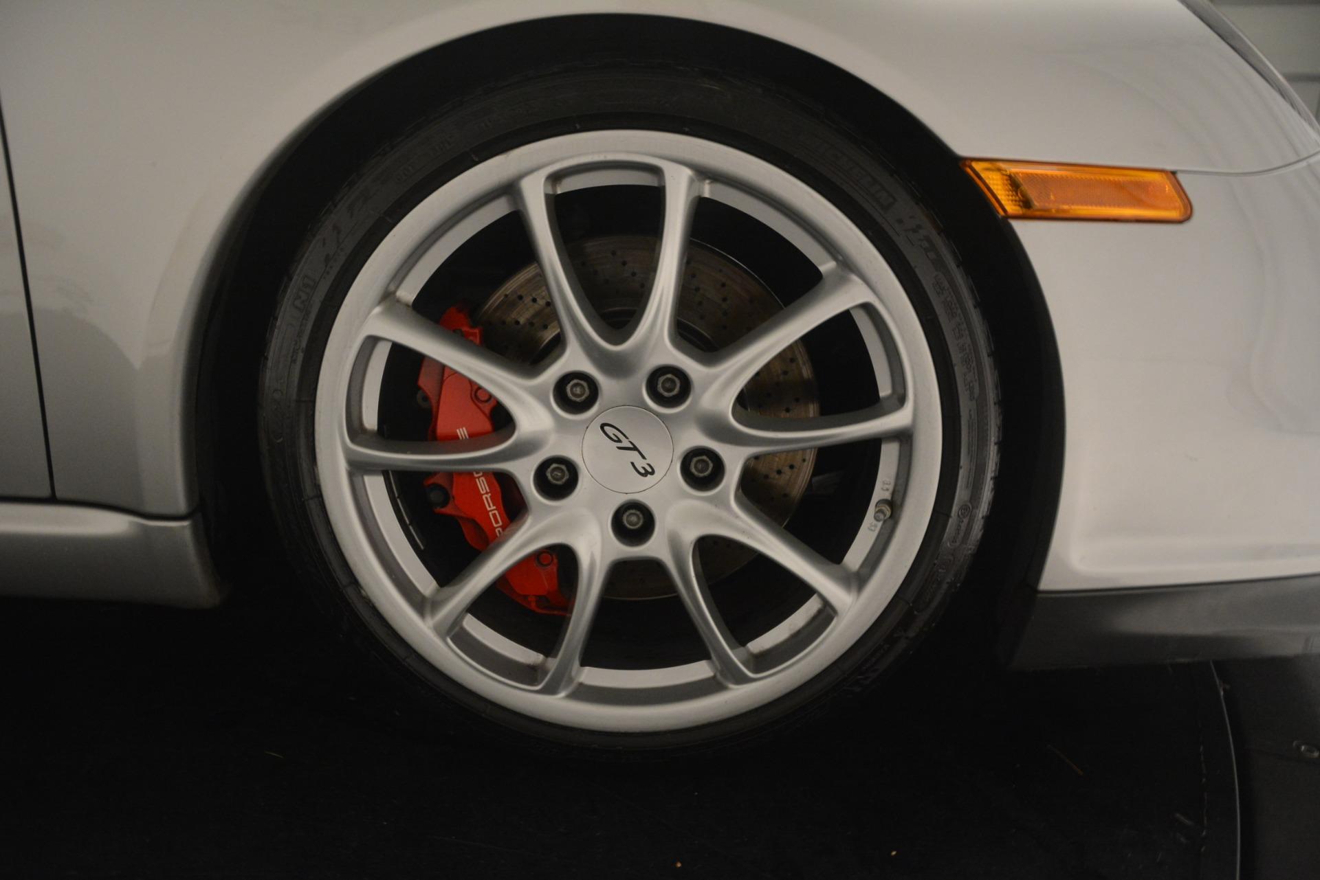 Used 2007 Porsche 911 GT3 For Sale In Westport, CT 3120_p13