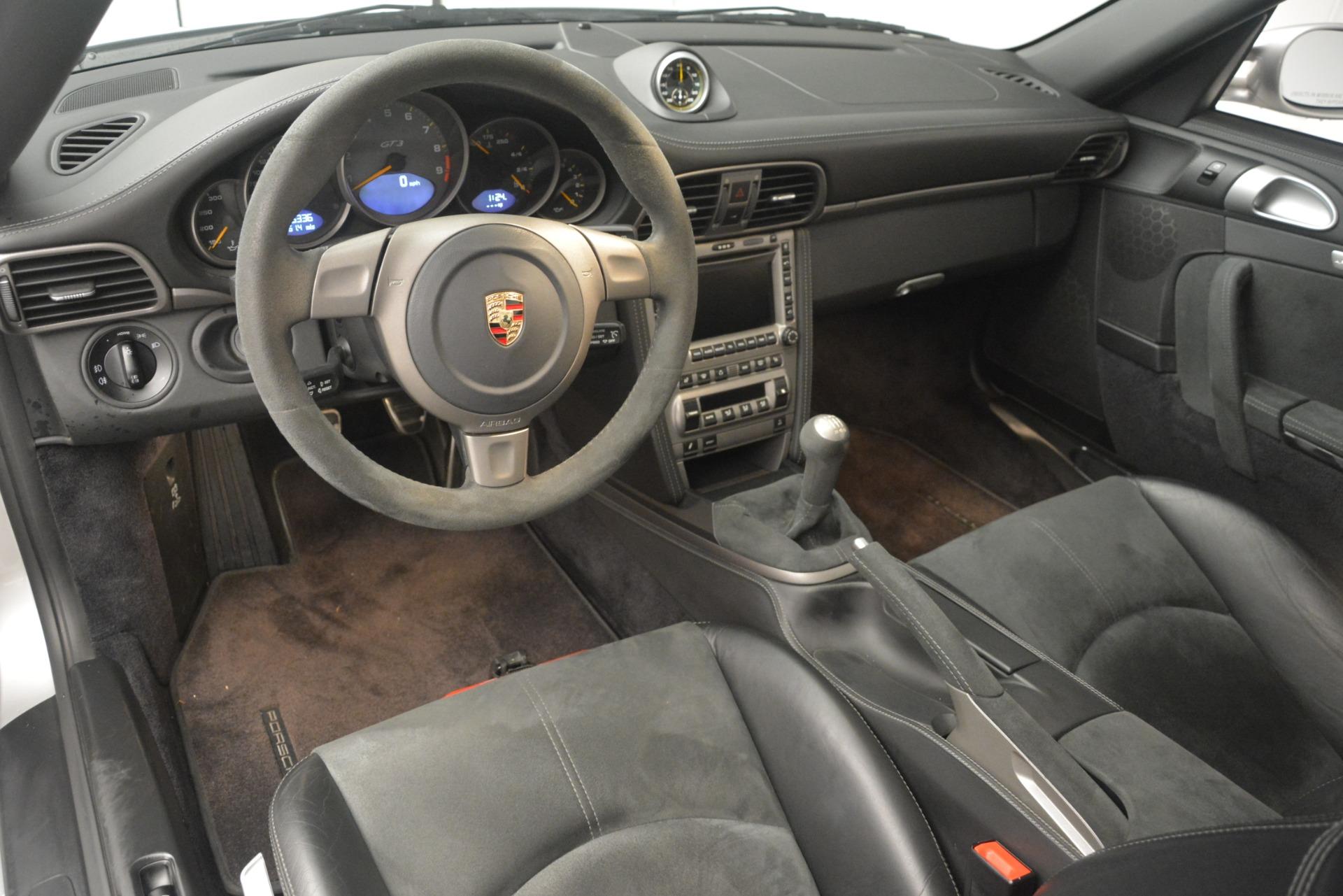 Used 2007 Porsche 911 GT3 For Sale In Westport, CT 3120_p14