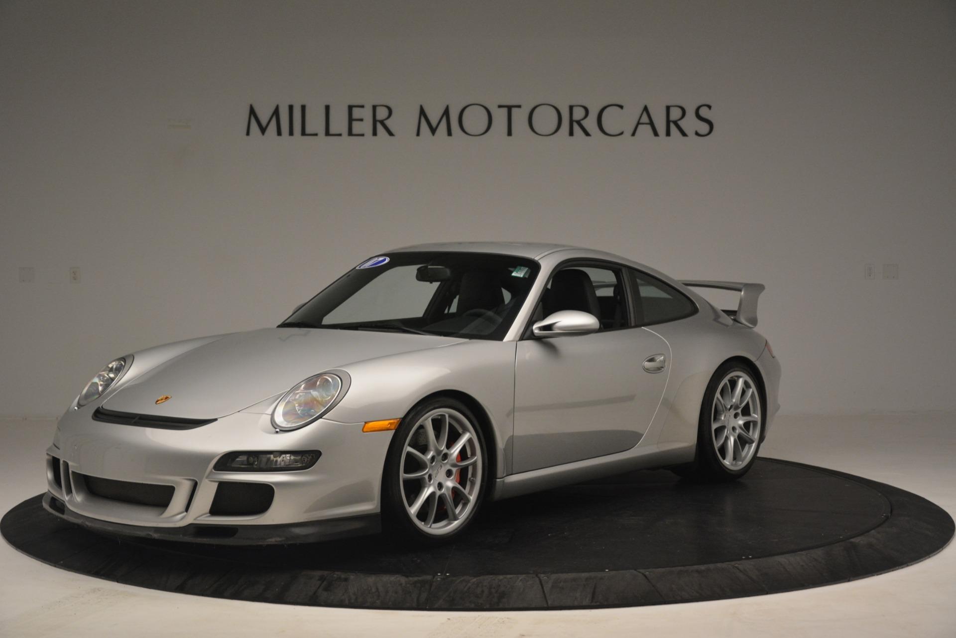 Used 2007 Porsche 911 GT3 For Sale In Westport, CT 3120_p2