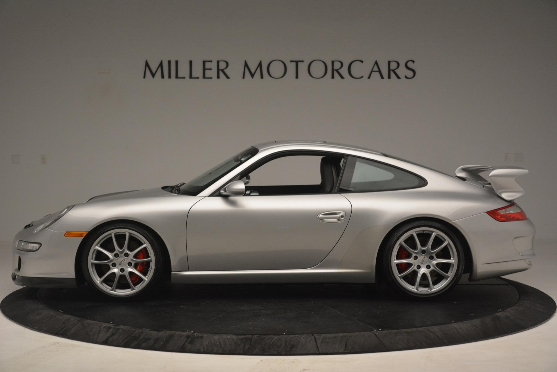 Used 2007 Porsche 911 GT3 For Sale In Westport, CT 3120_p3