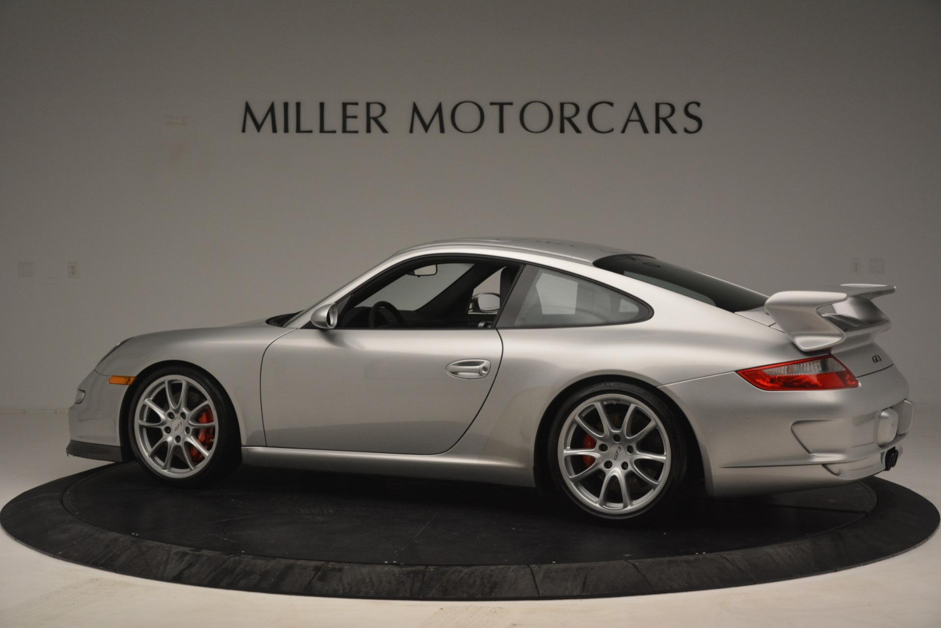 Used 2007 Porsche 911 GT3 For Sale In Westport, CT 3120_p4