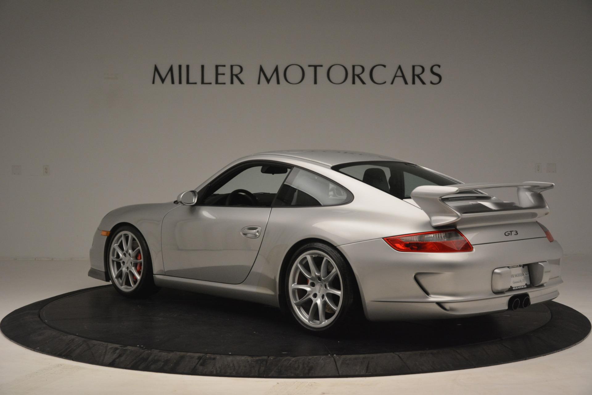Used 2007 Porsche 911 GT3 For Sale In Westport, CT 3120_p5