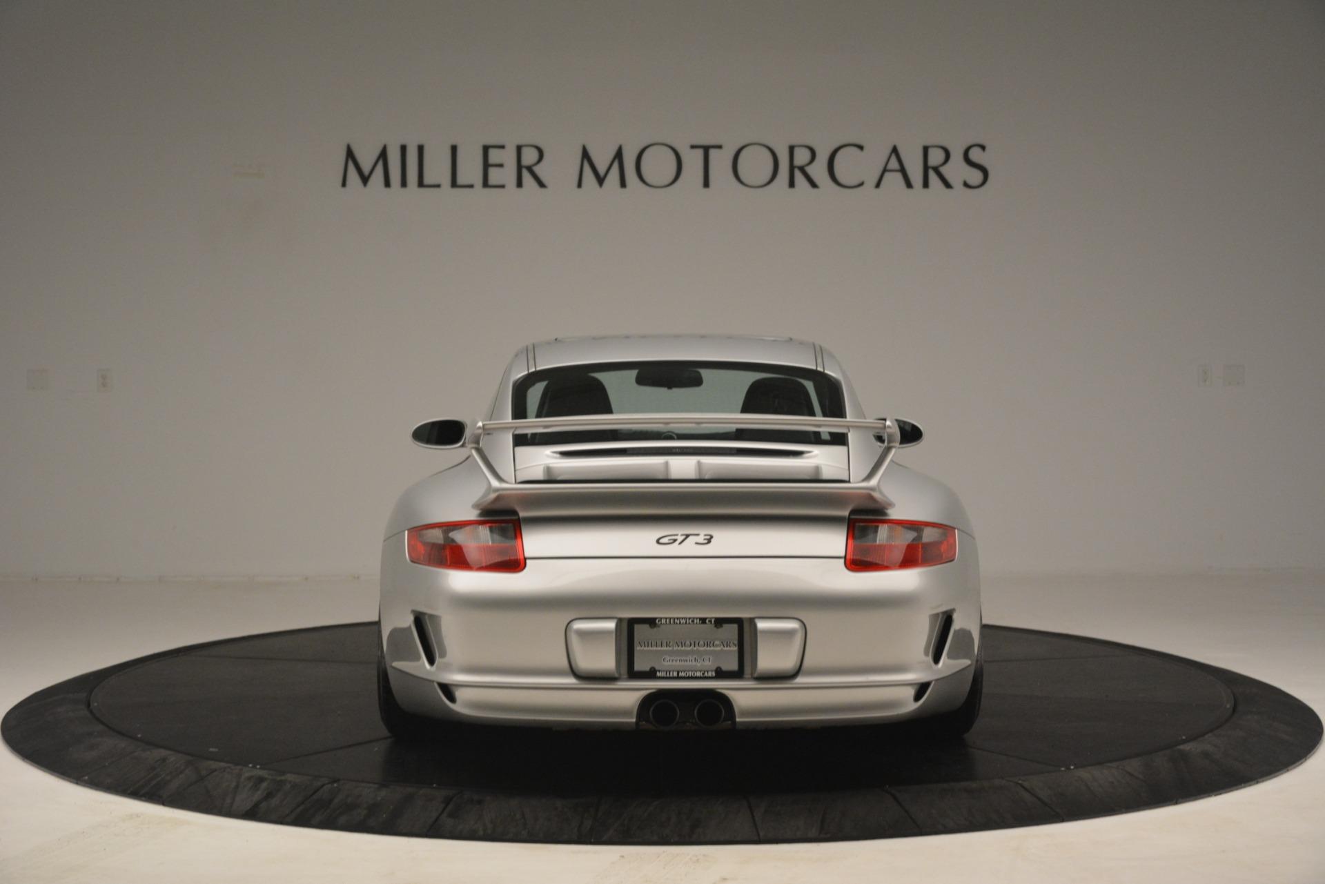 Used 2007 Porsche 911 GT3 For Sale In Westport, CT 3120_p6